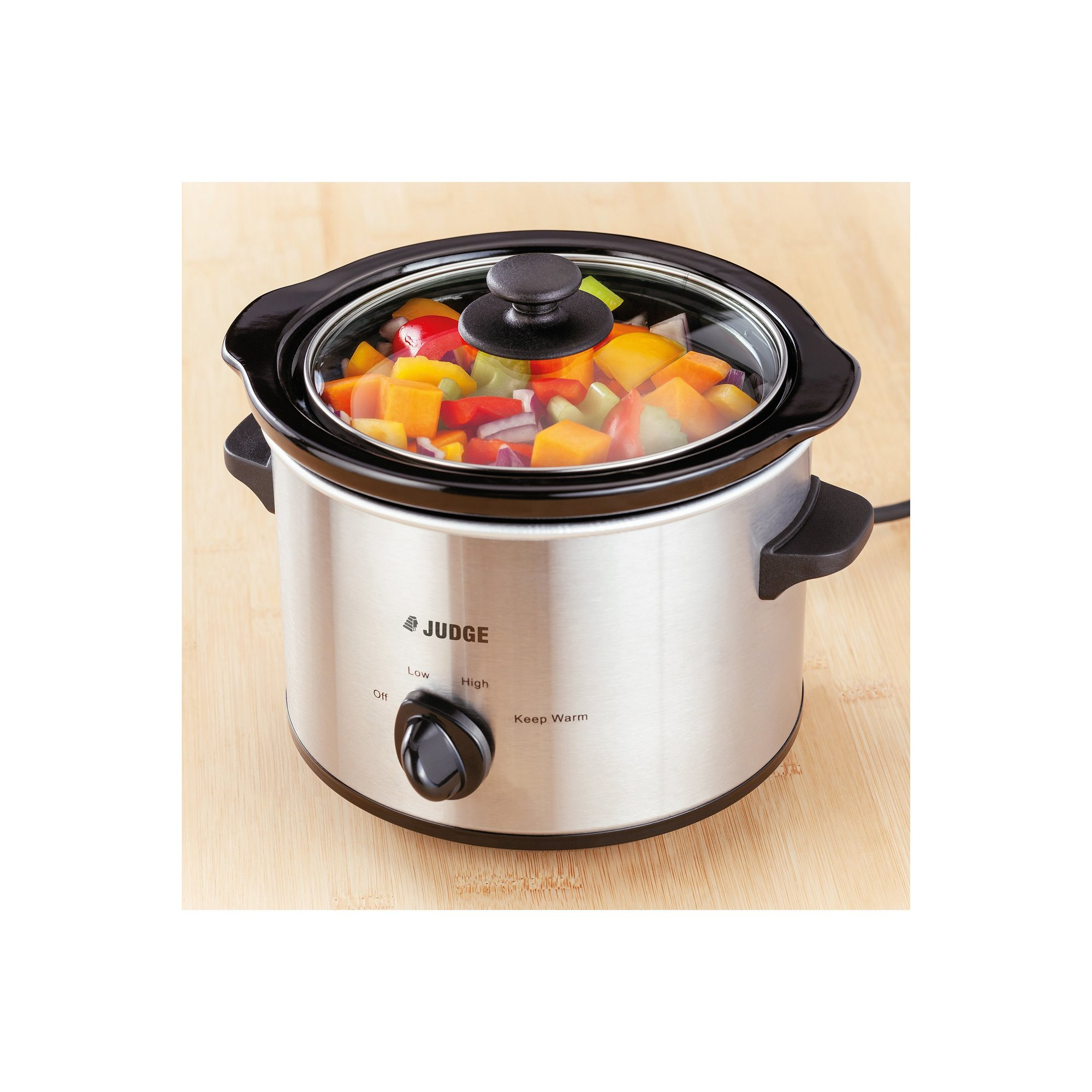 Image of Judge 1.5 Litre Slow Cooker