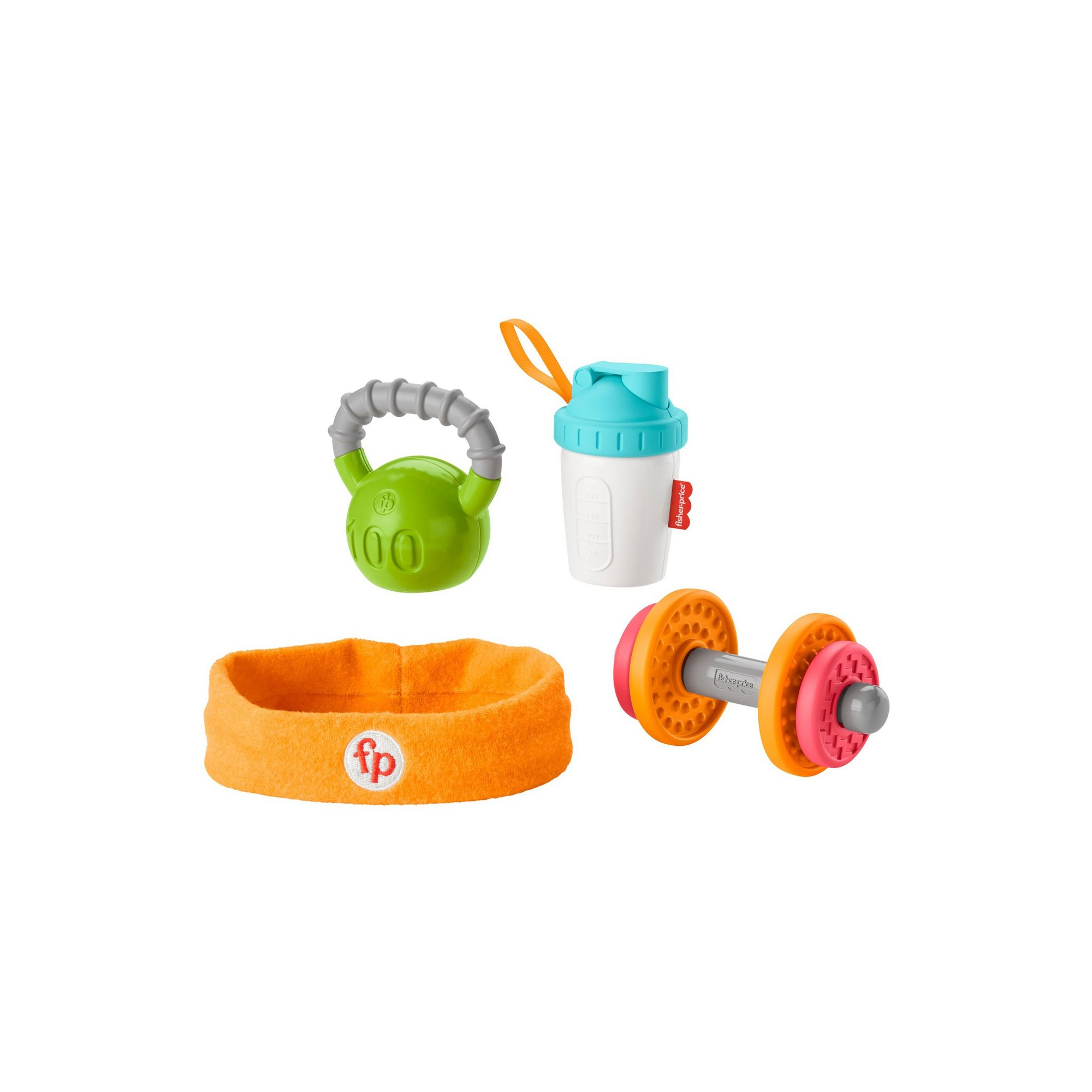 Image of Fisher Price Baby Biceps Gift Set