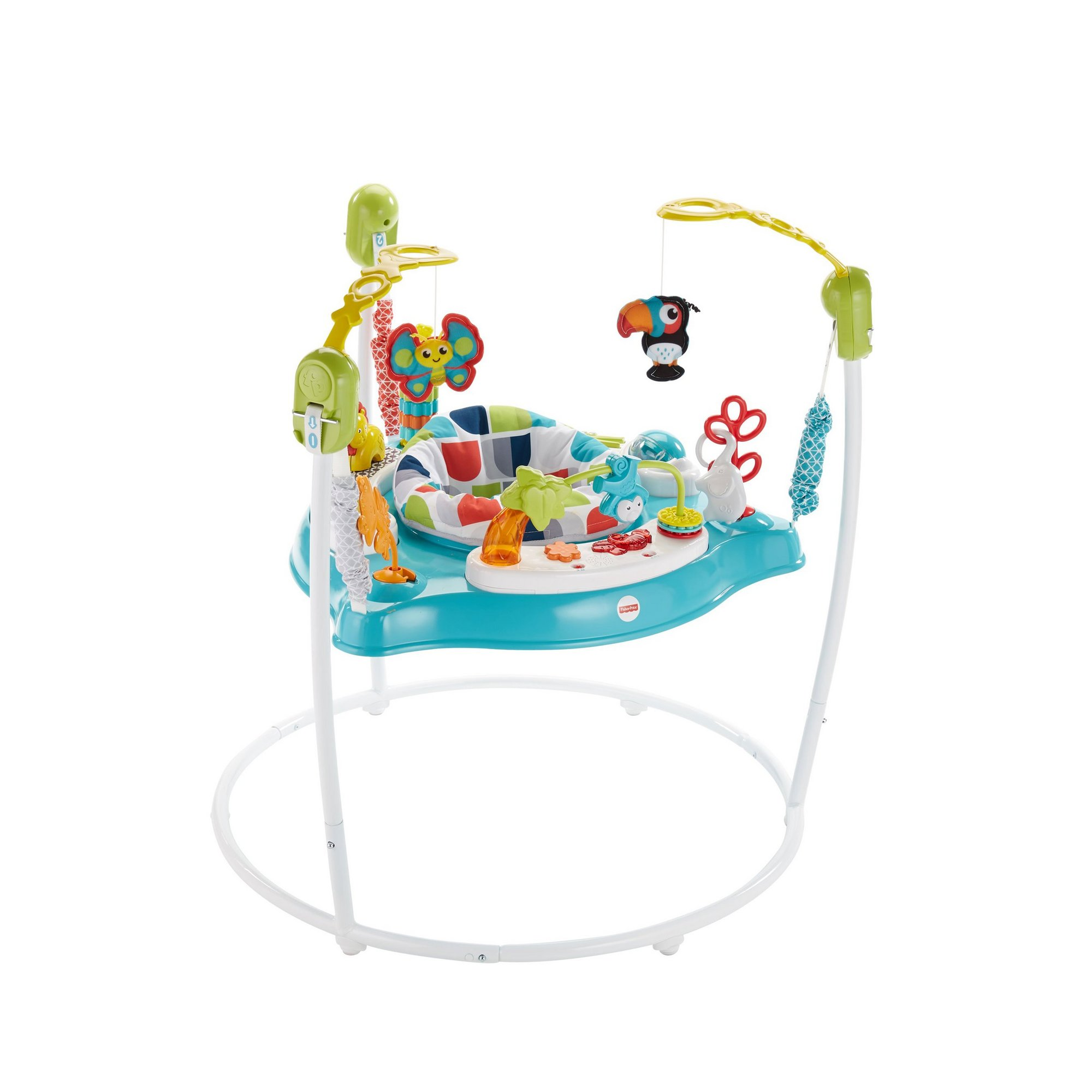 Image of Colour Climber Jumperoo