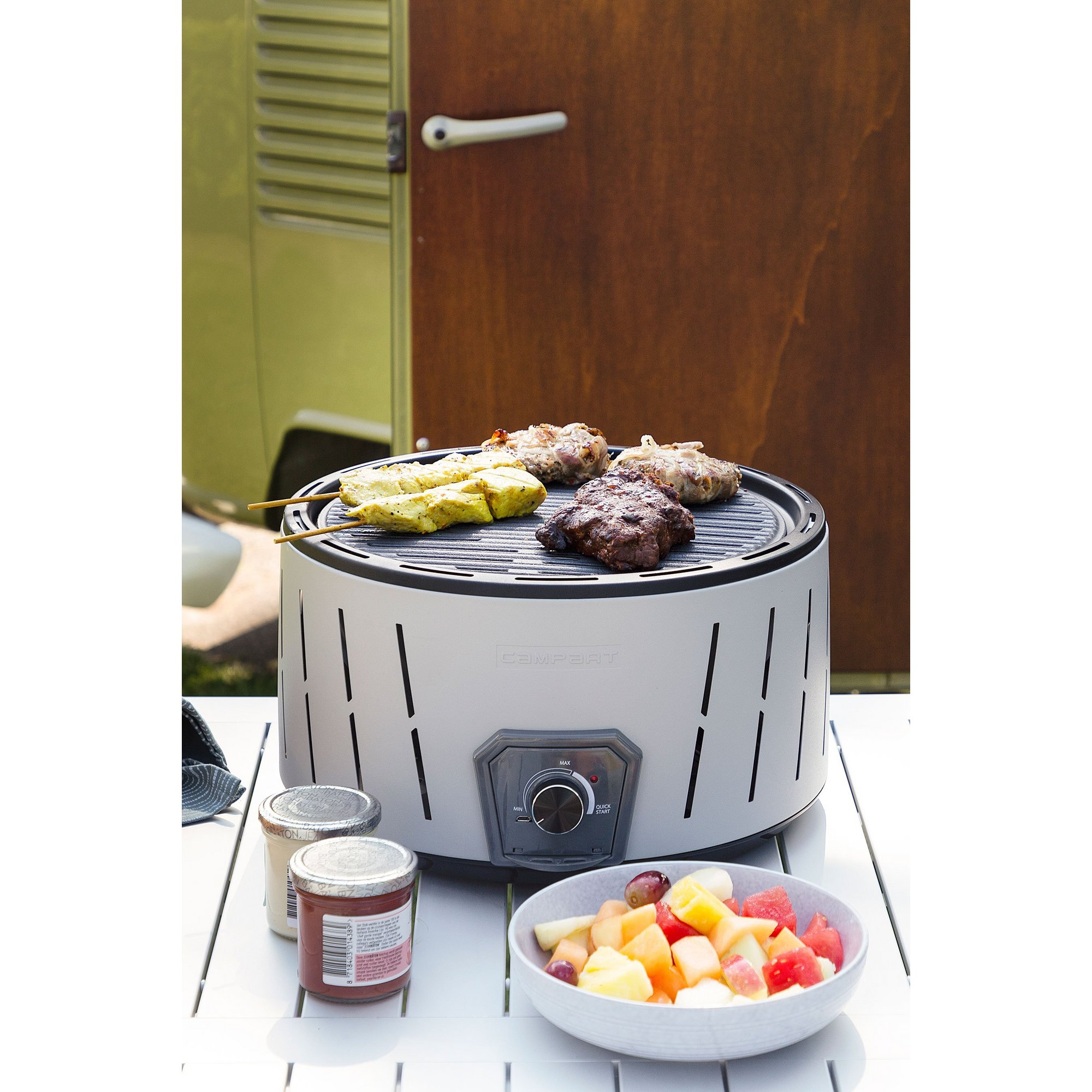 Image of Campart Charcoal Barbecue