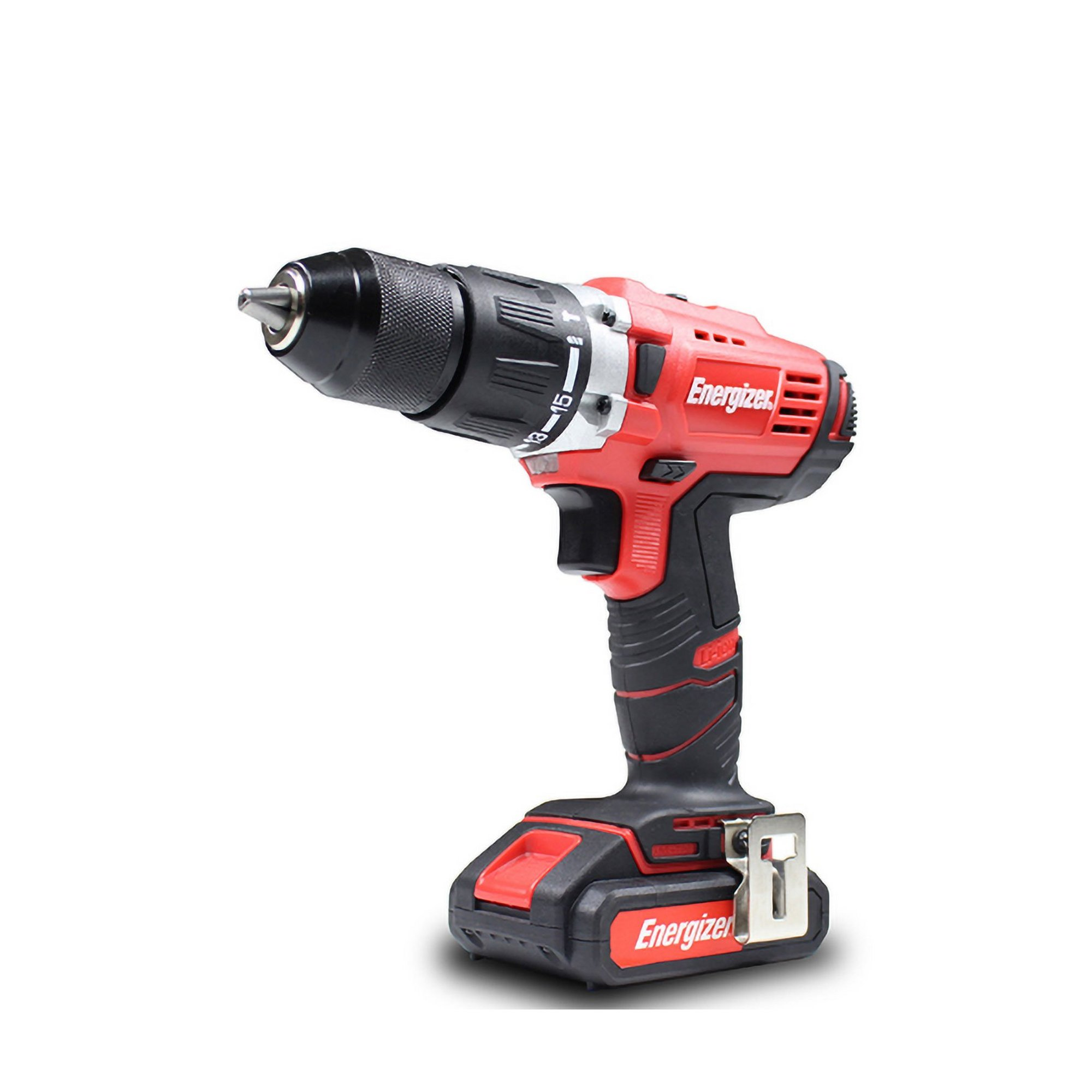 Image of Energizer Cordless Impact Drill 18V 58Nm