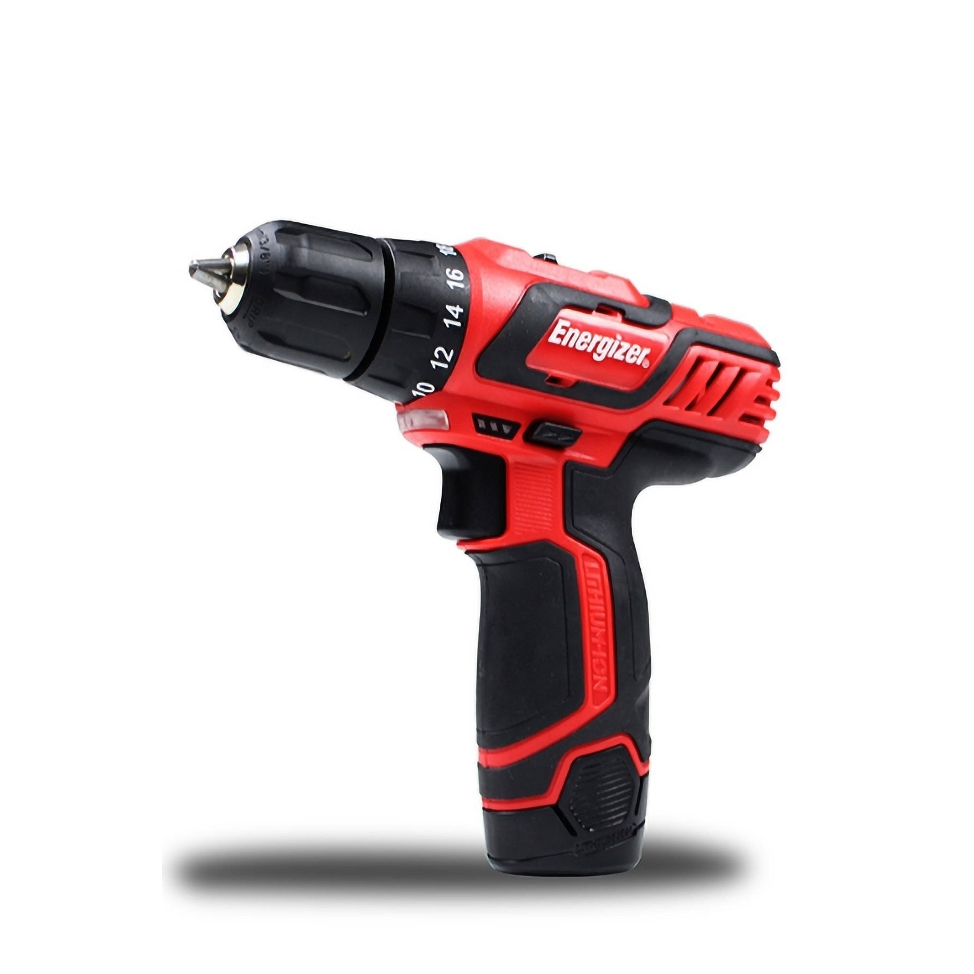 Image of Energizer Portable Power Tool Drill Screwdriver