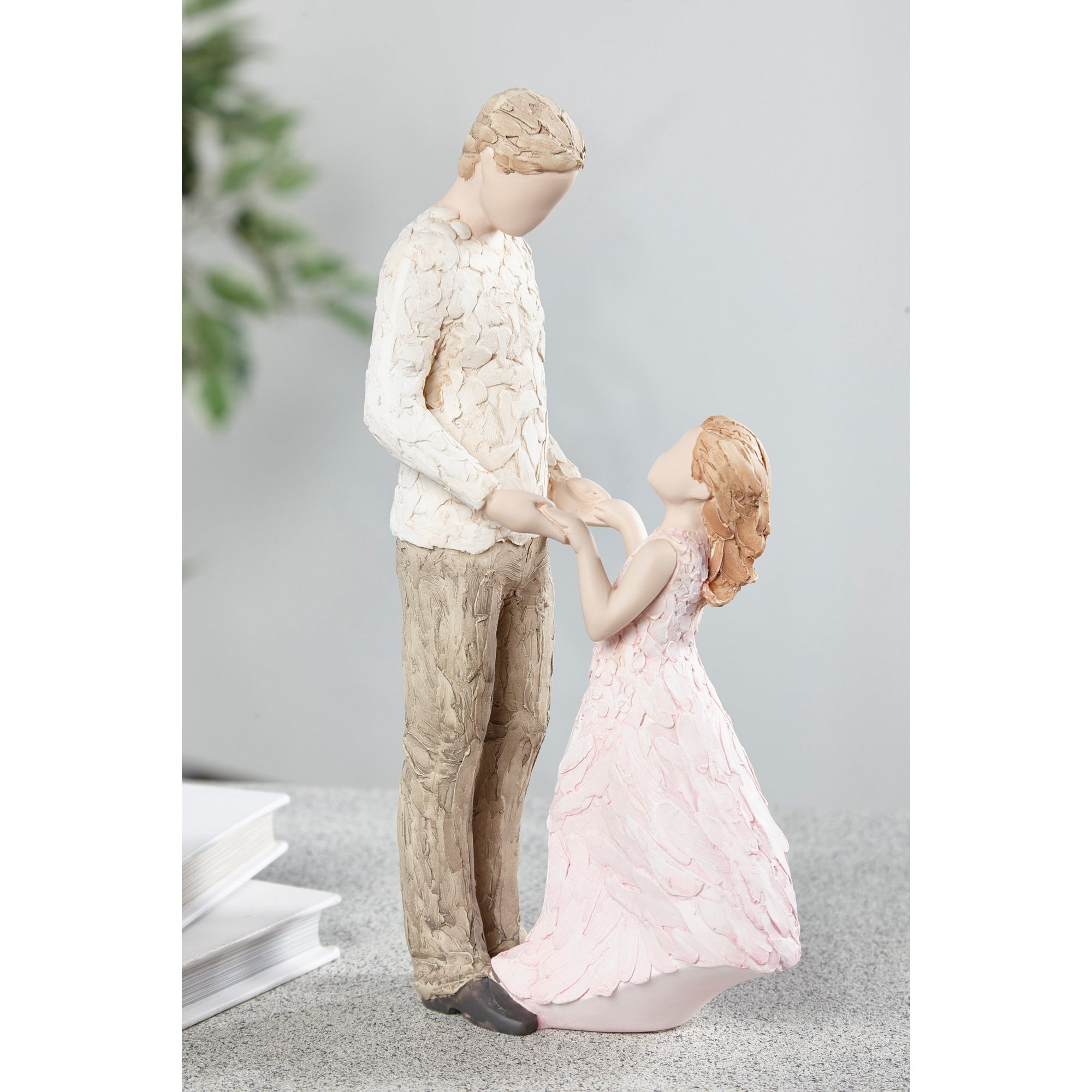 Image of More Than Words Angel Of Mine Figurine