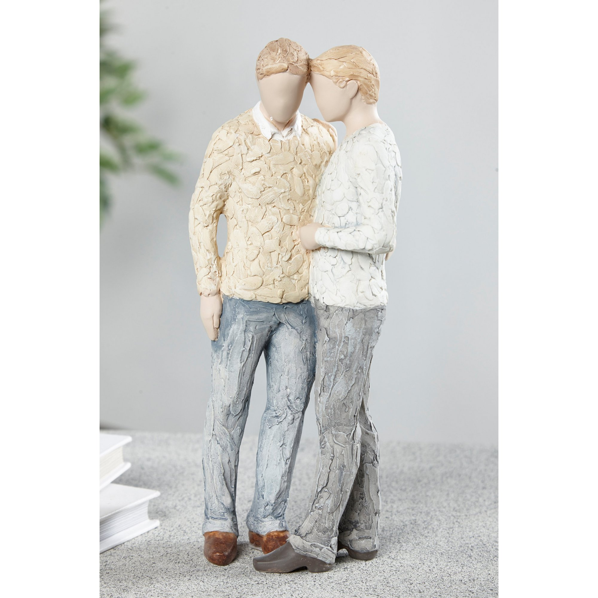 Image of More Than Words Devoted Figurine