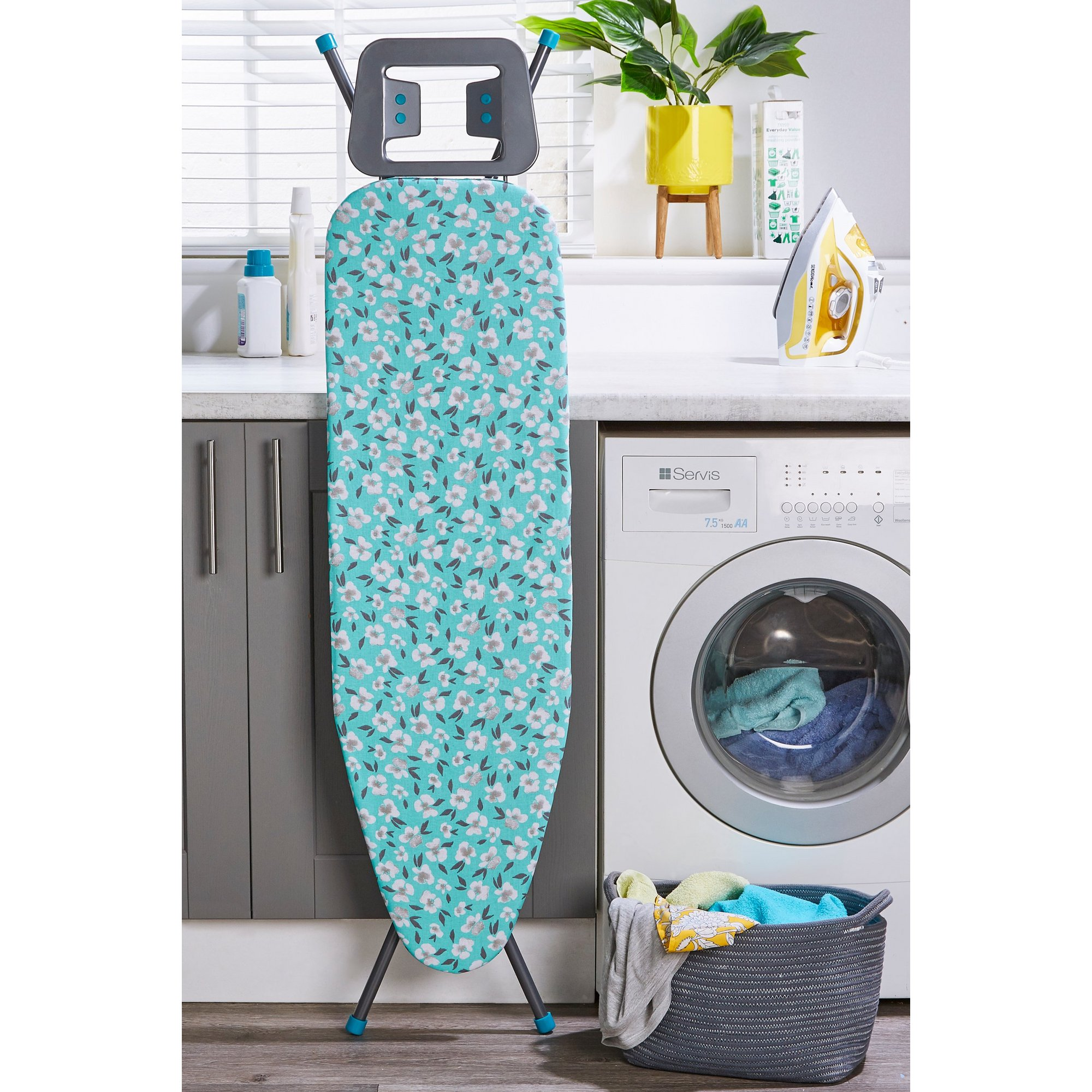 Image of Blue Gallant Ironing Board