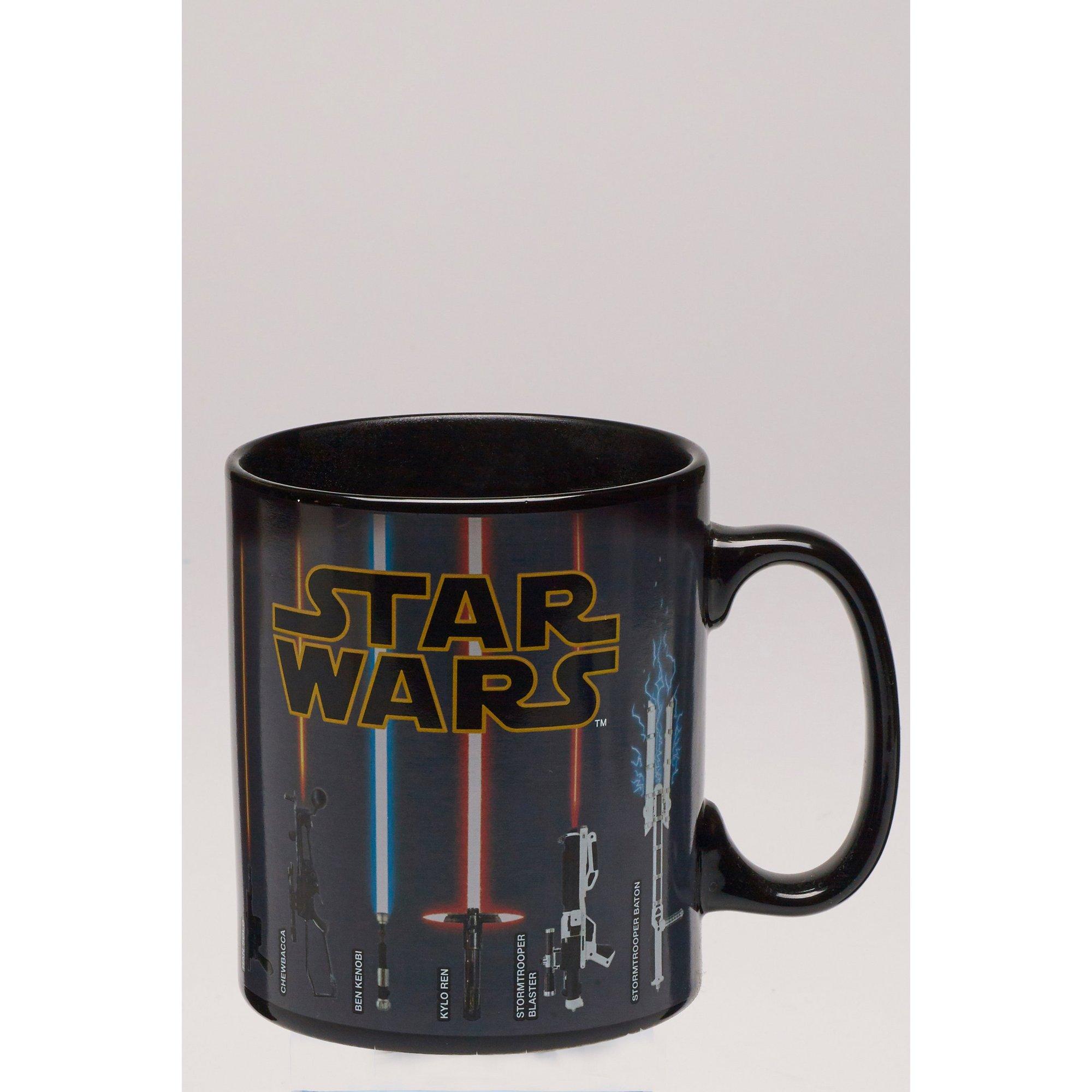 Image of Star Wars Light Sabre Heat Change Mug