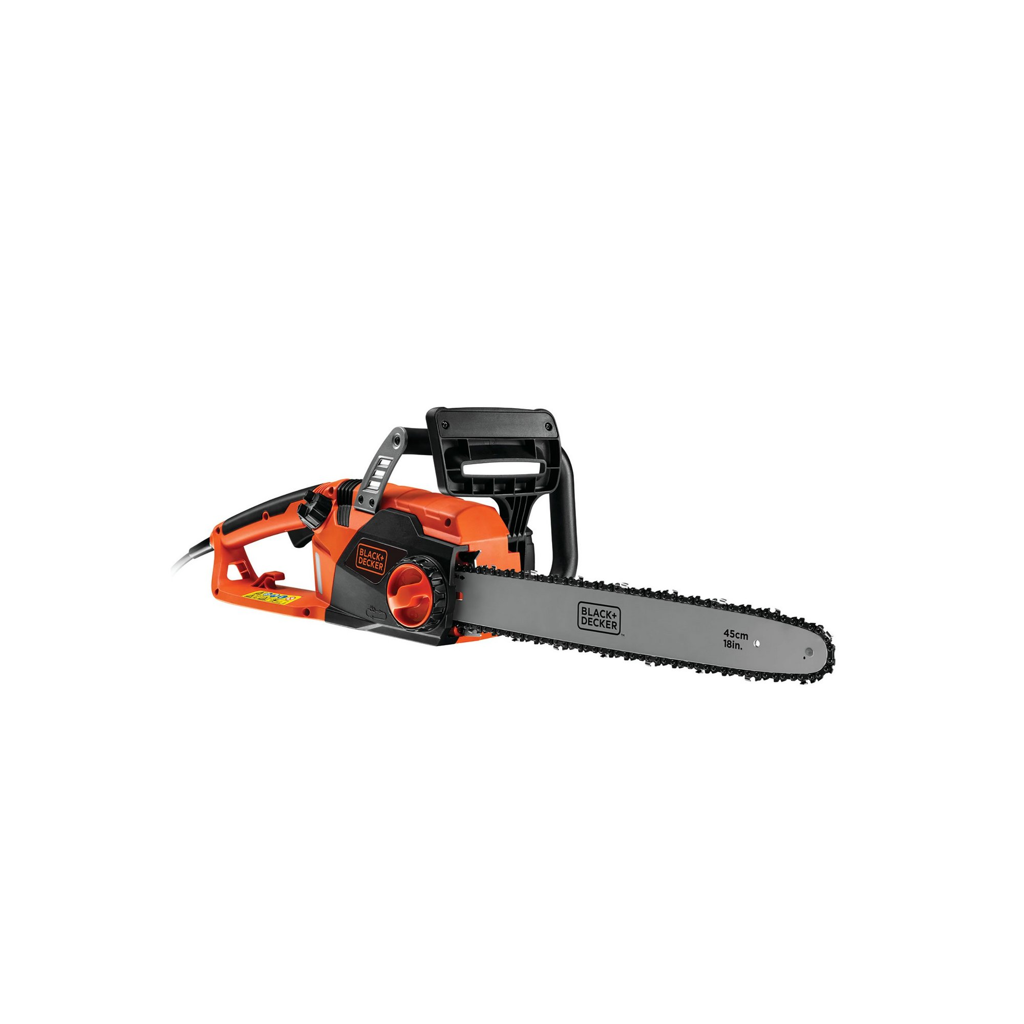 Image of 2200w Corded Chainsaw with 45cm Cutting Capacity