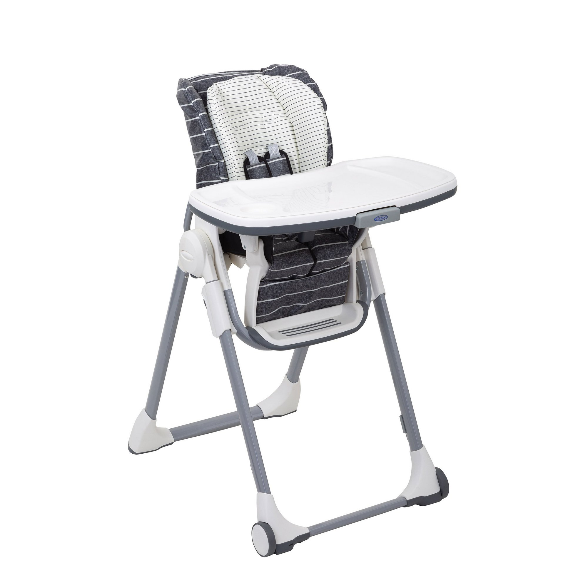 Image of Graco Swift Fold Suits Me Highchair