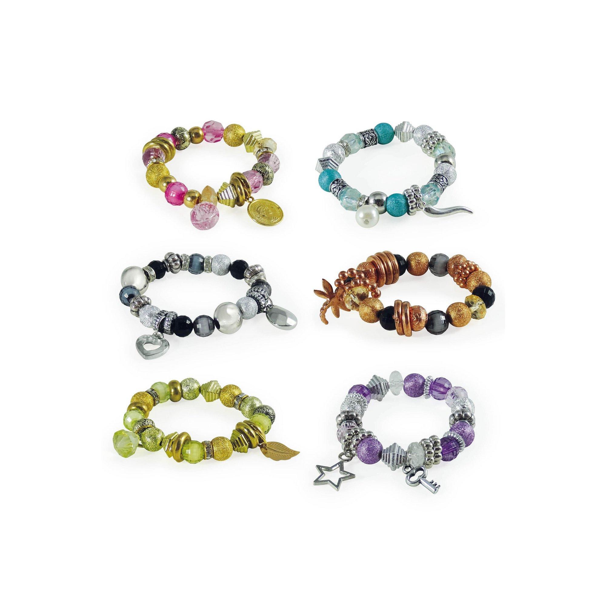 Image of Be Teens Charm Bracelets Set