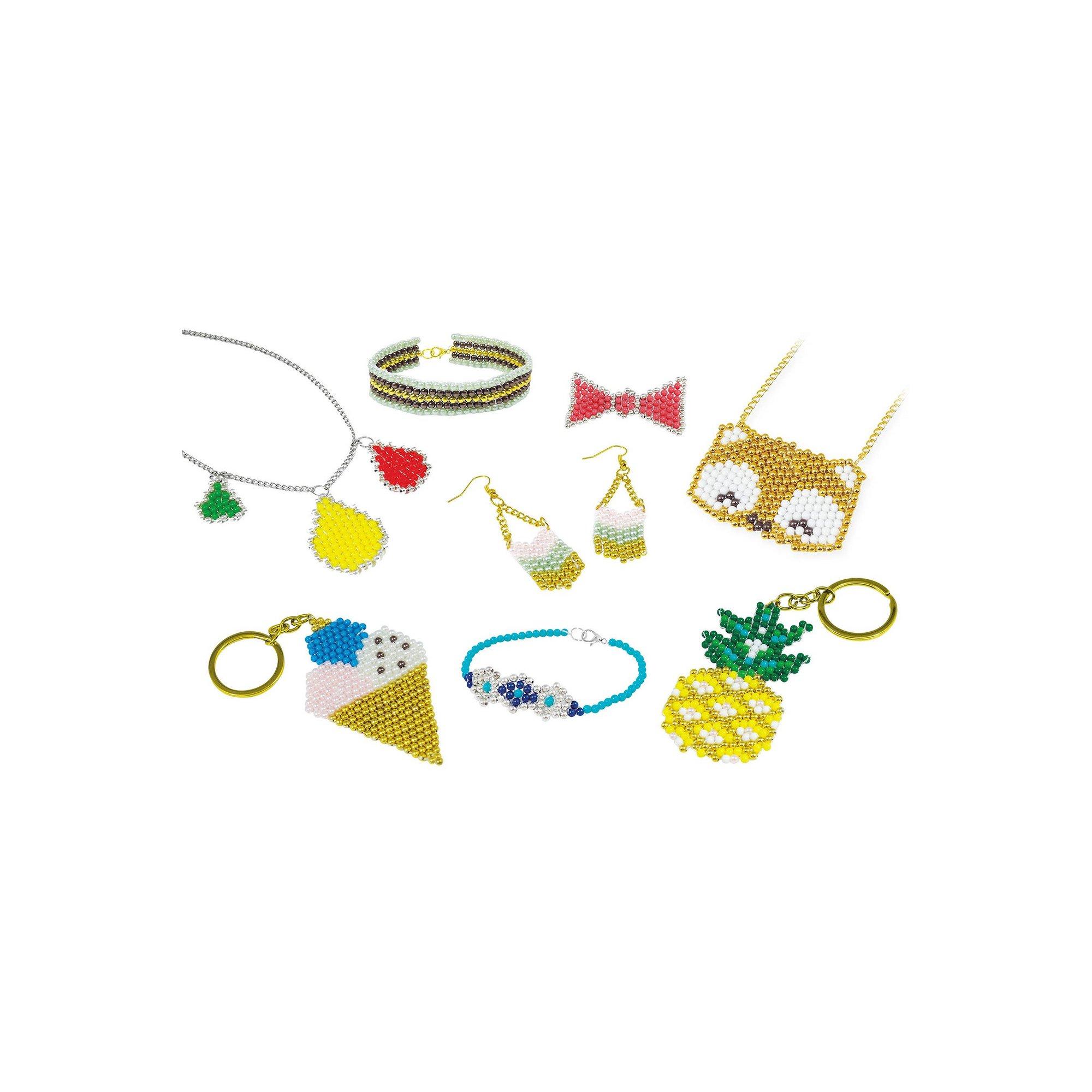 Image of Be Teens Woven Jewellery Set