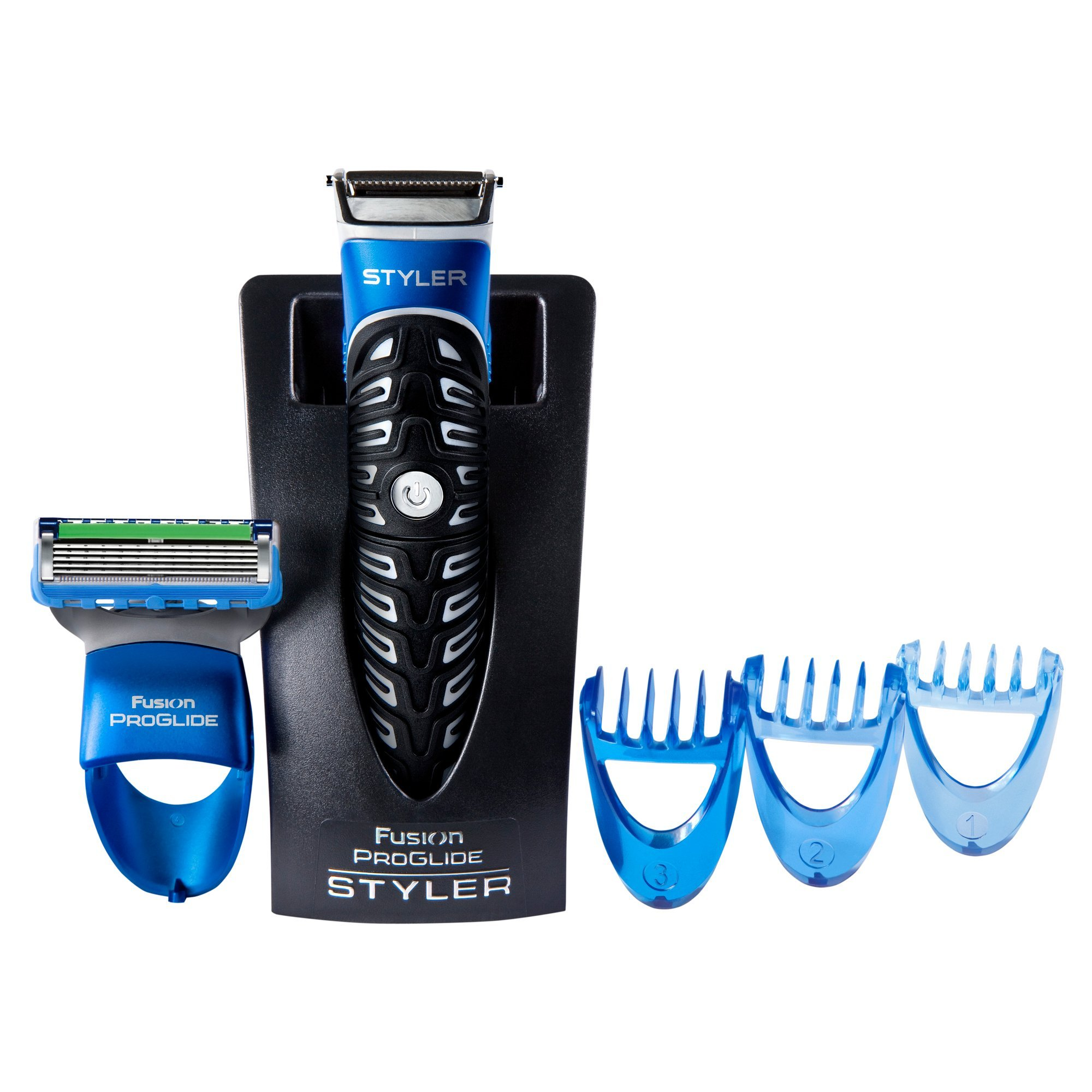 Image of Gillette Fusion All Purpose 3-in-1 Styler