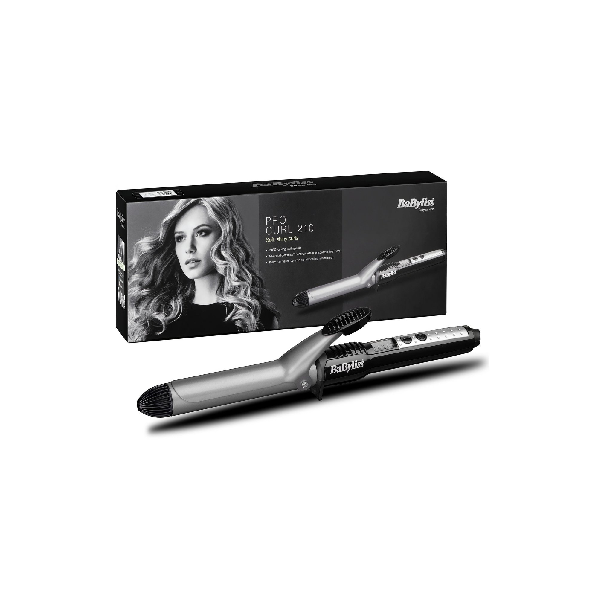 Image of BaByliss Curl Pro Tong