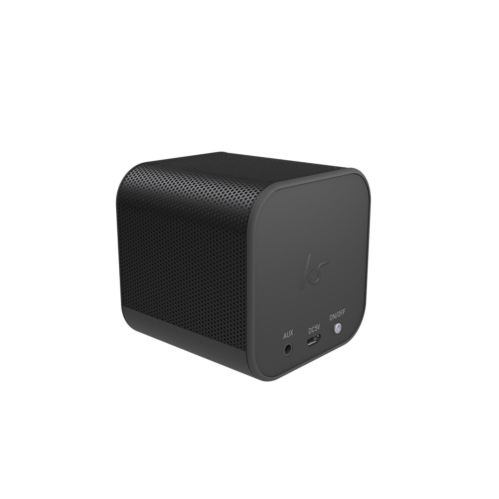 Image of KitSound BoomCube Bluetooth Speaker