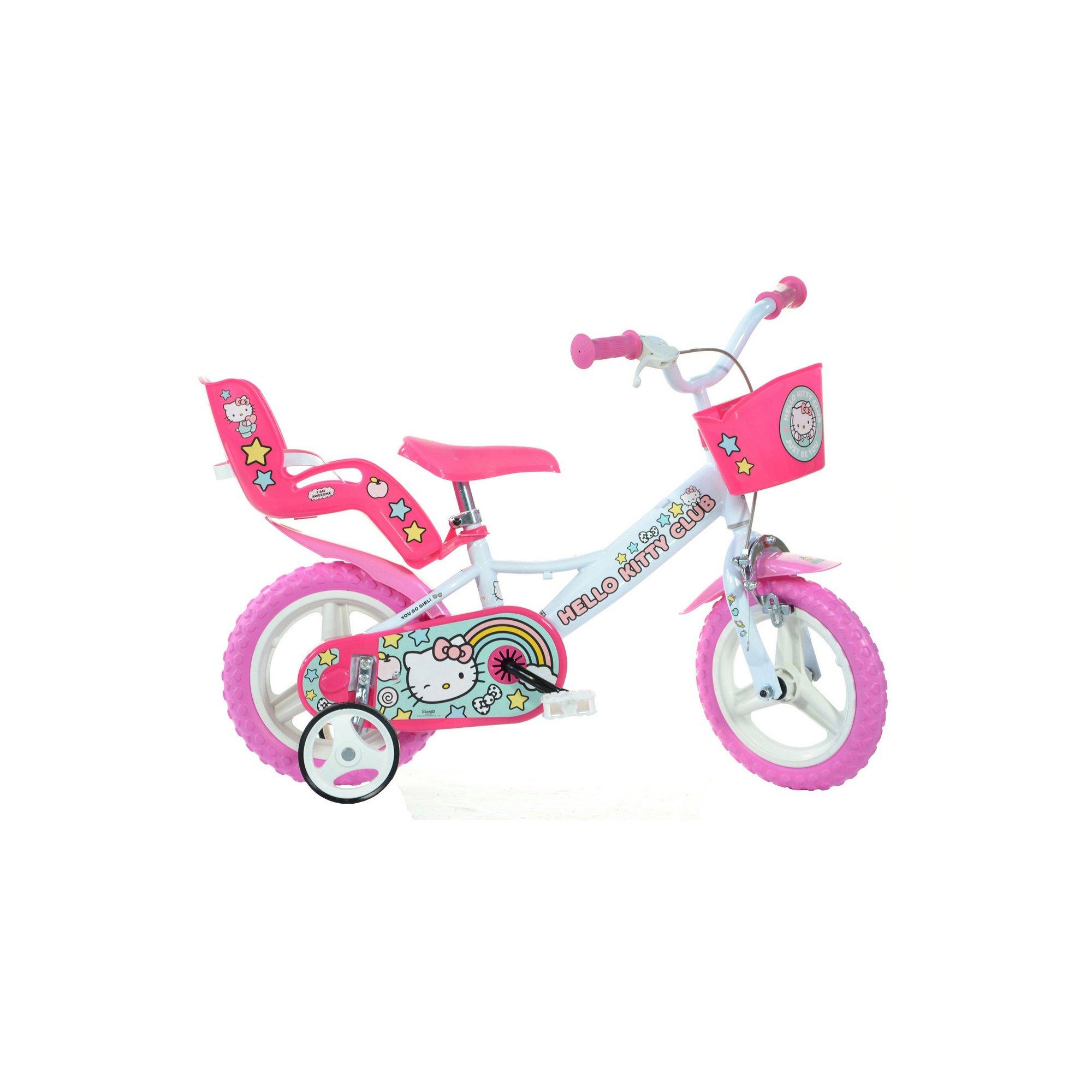 Image of Hello Kitty Bicycle