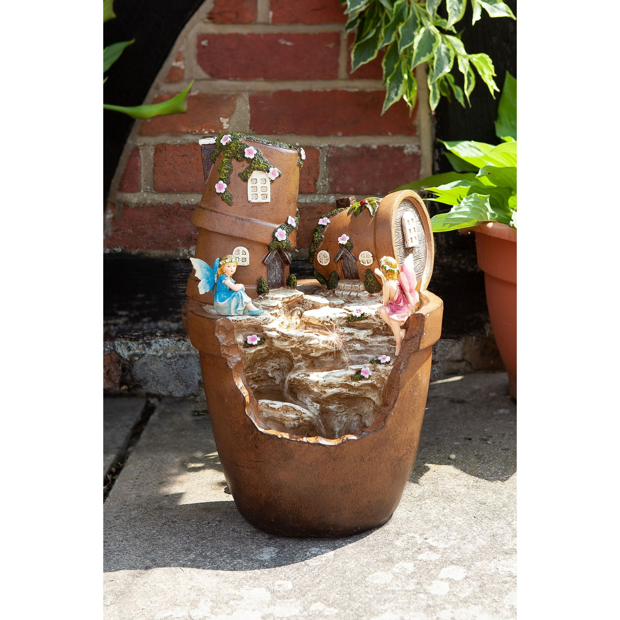 Image of Elvedon Plant Pot Fountain