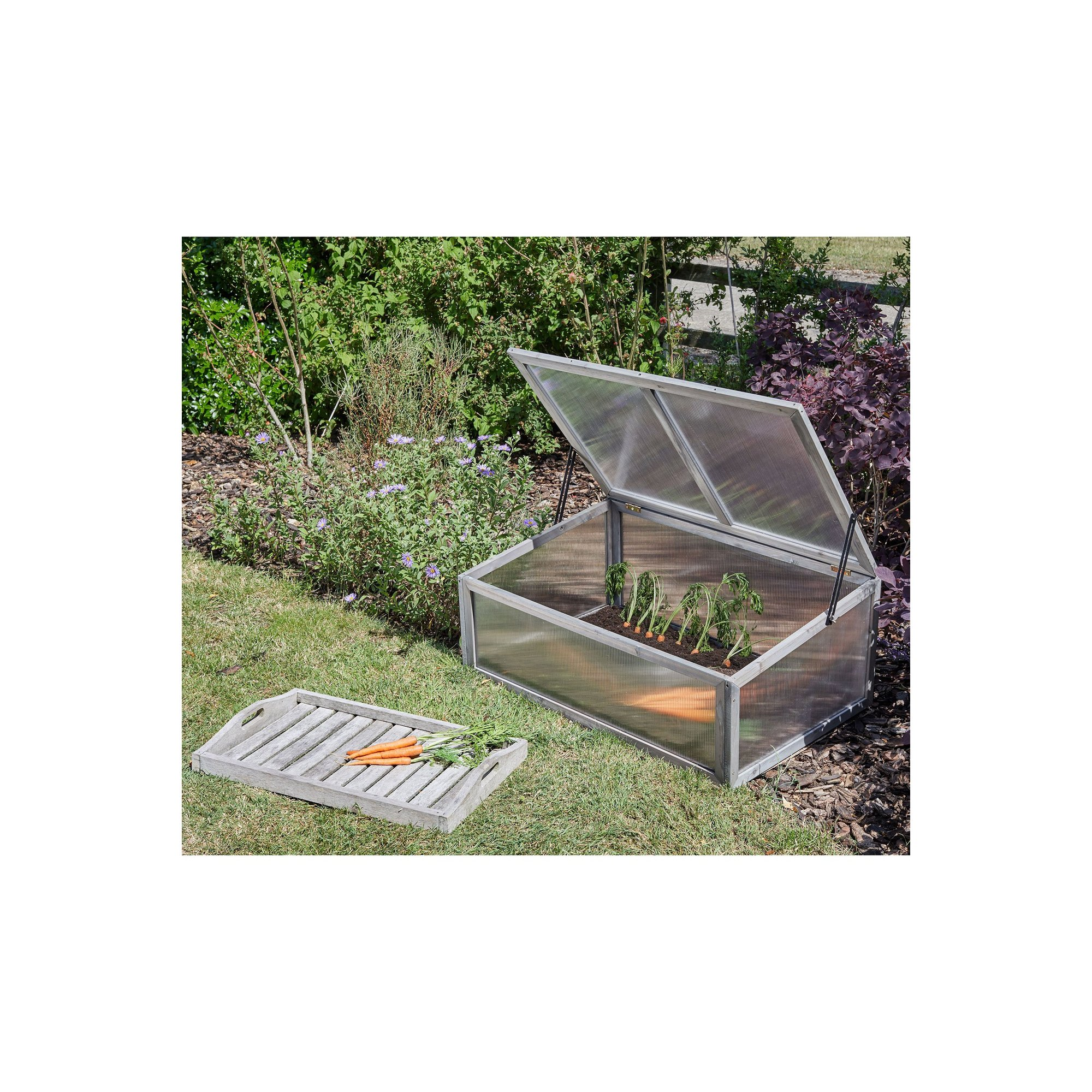 Image of Timber GroZone Cold Frame