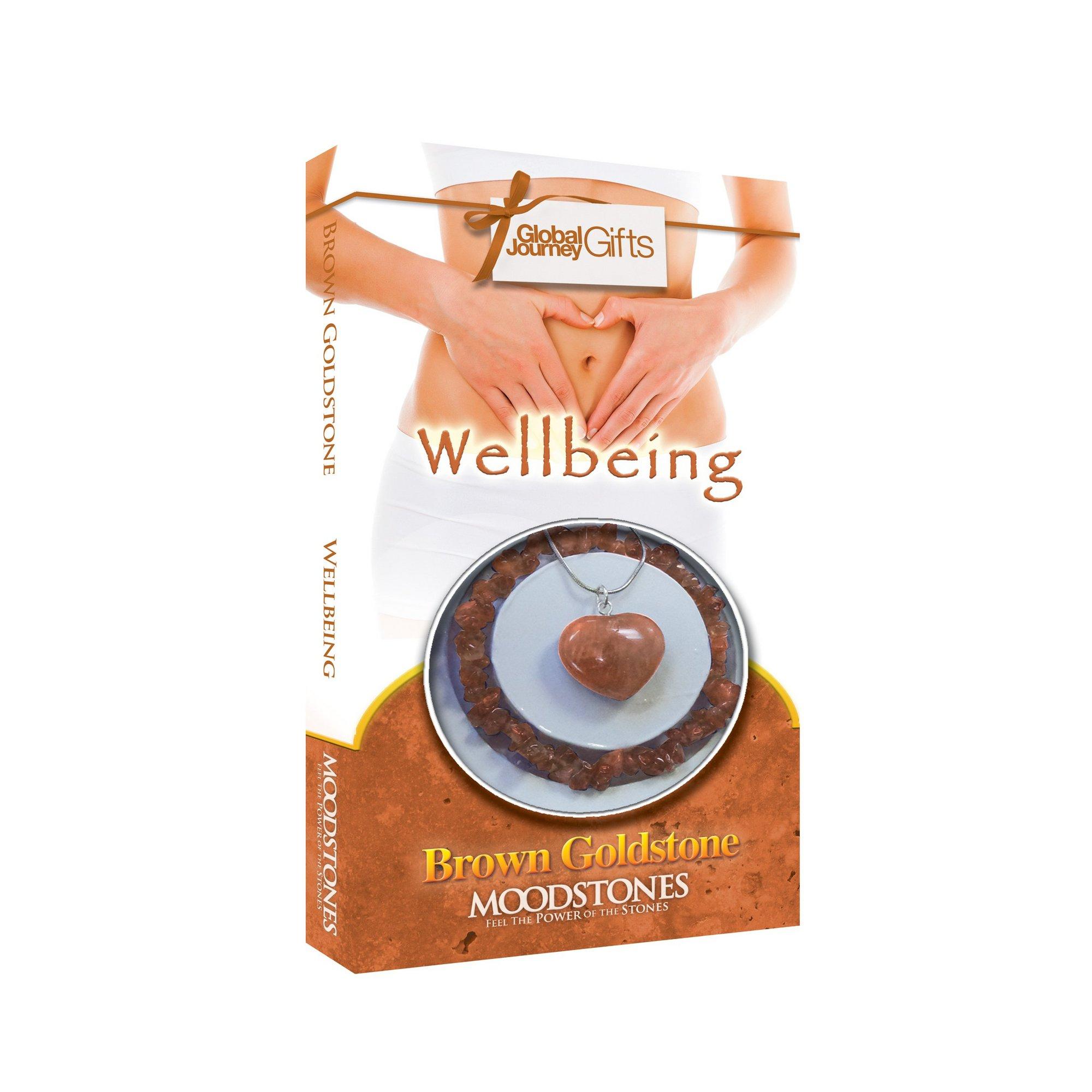 Image of Wellbeing Brown Goldstone