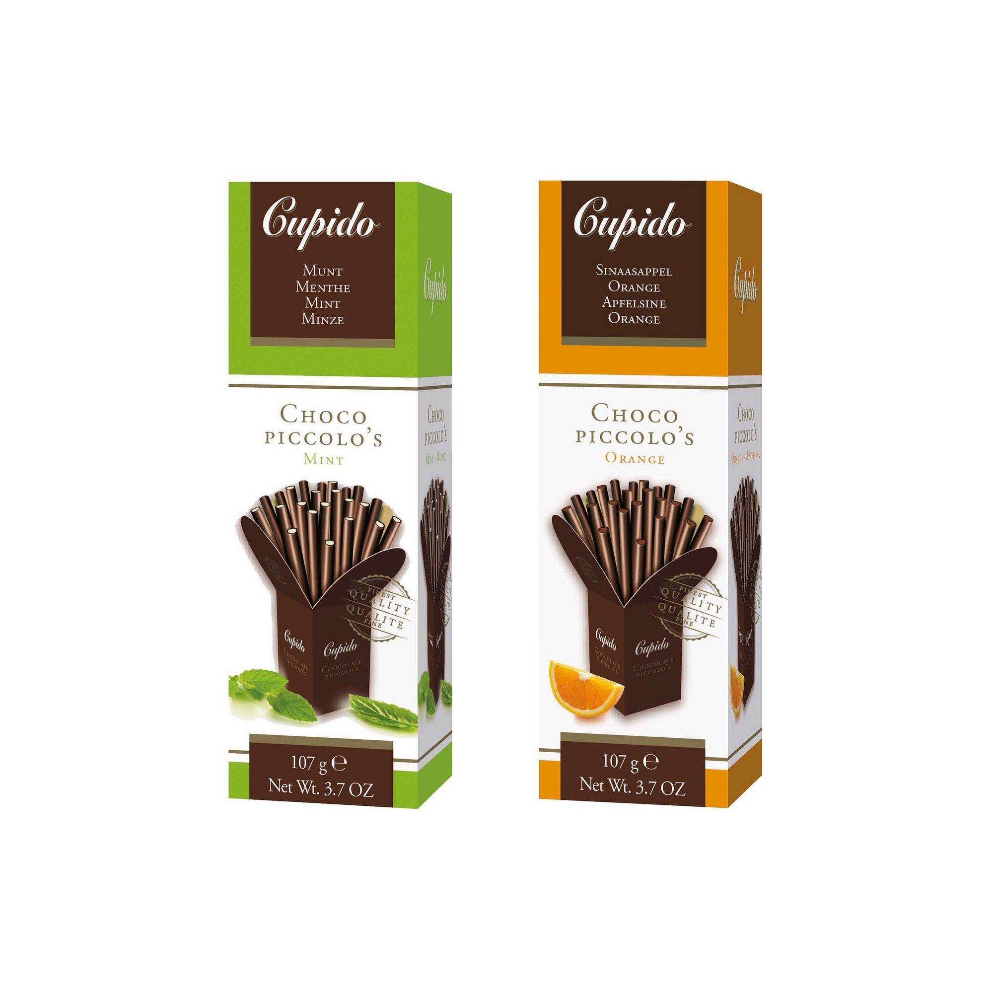 Image of Cupido Piccolo Sticks Twin Pack