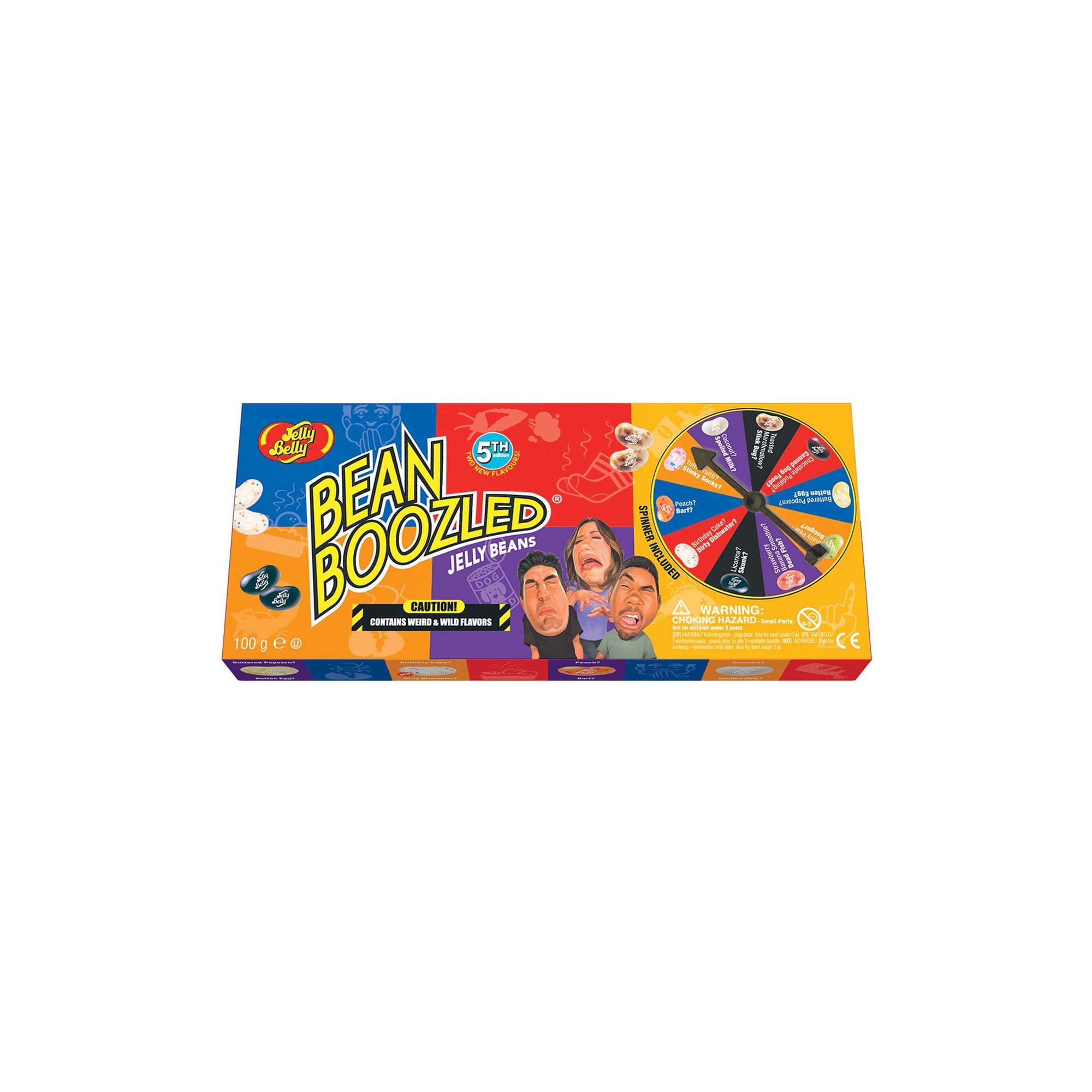 Image of Jelly Belly Bean Boozled Spinner Gift Box