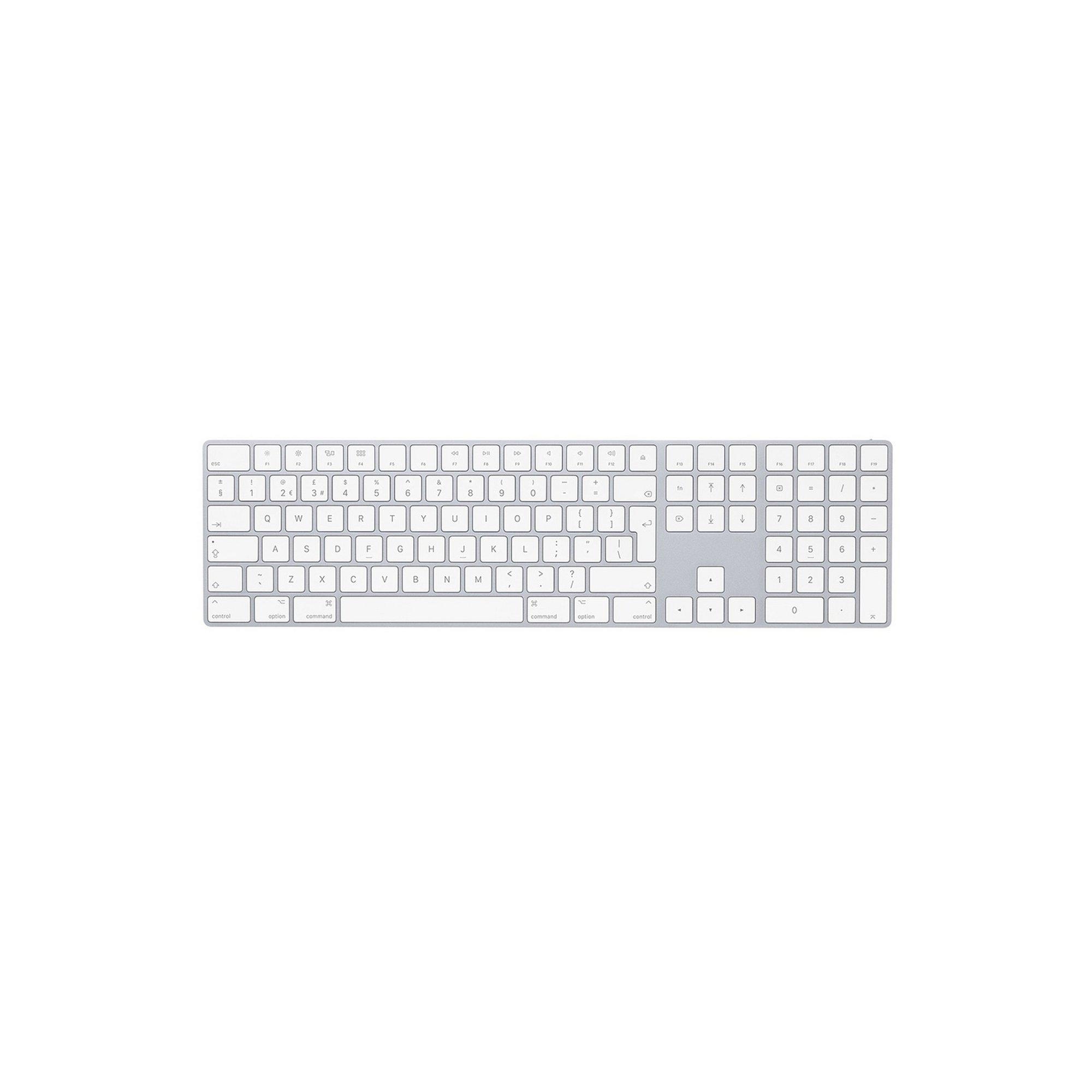 Image of Apple Magic Wireless Keyboard with Numeric Keypad
