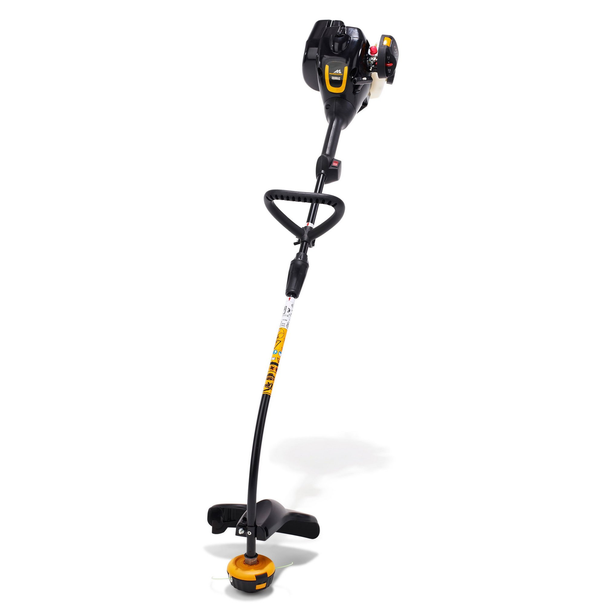 Image of McCulloch TrimMac Petrol Line Trimmer