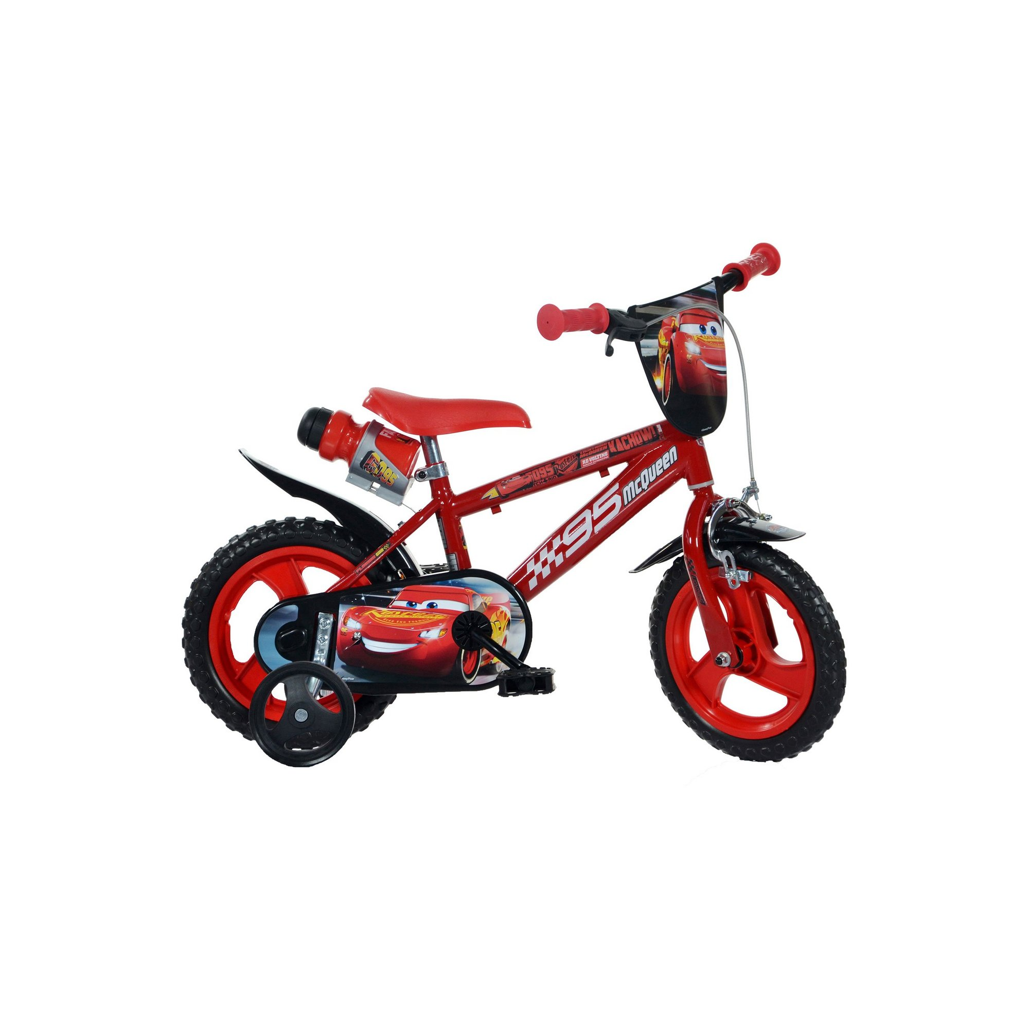 Image of Cars 3 Bicycle
