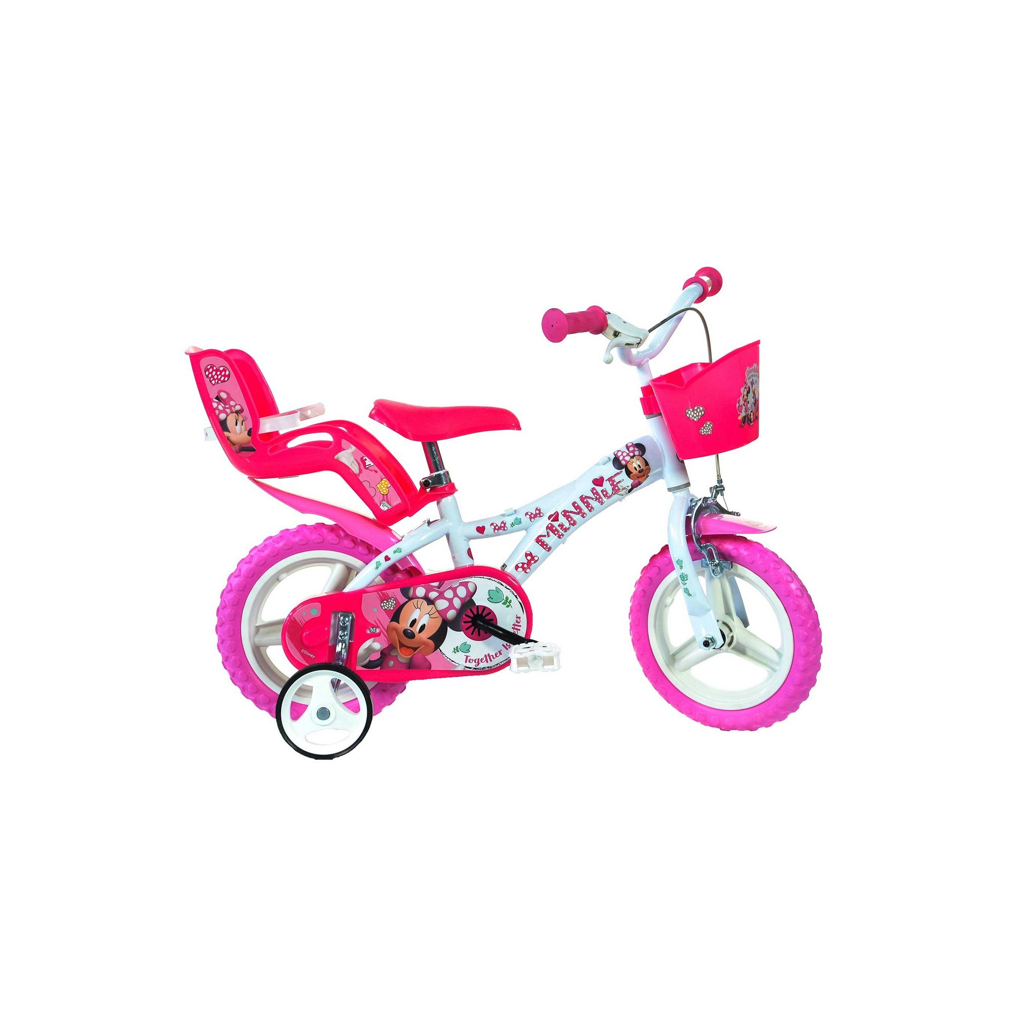 Image of Disney Minnie Mouse Bicycle