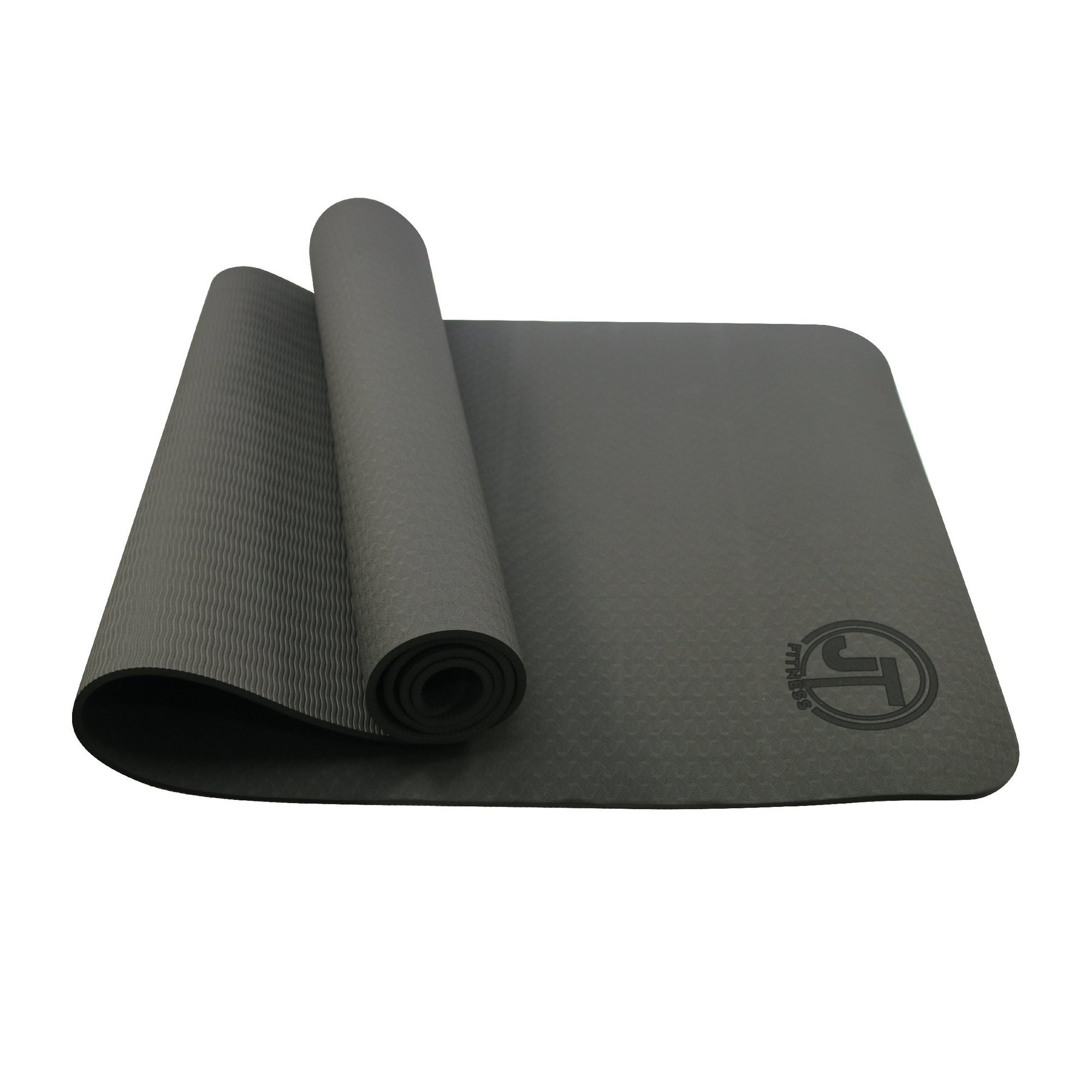 Image of JT TPE Yoga Mat with Carry Strap
