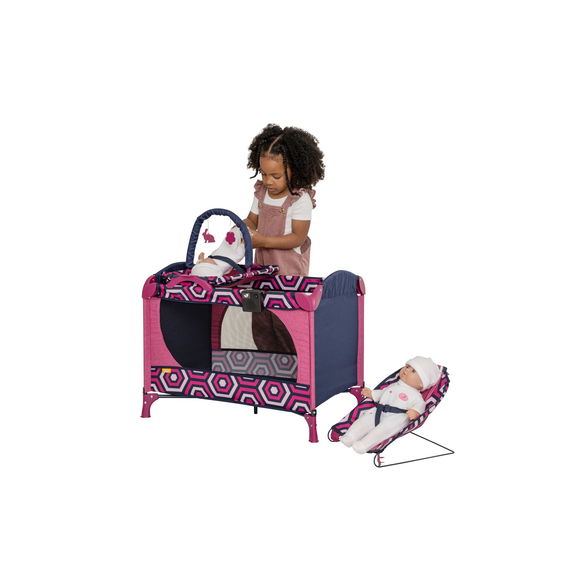 Image of Joie Junior Excursion Travel Cot