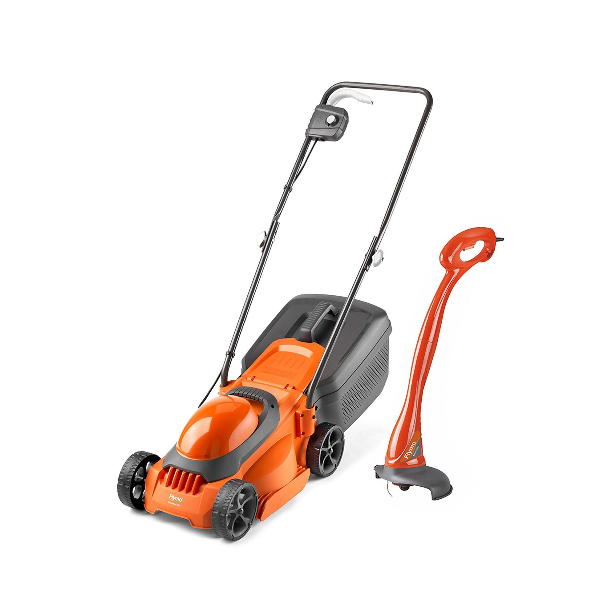 Image of Flymo Simpli Mow and Mini Trim Twin Pack