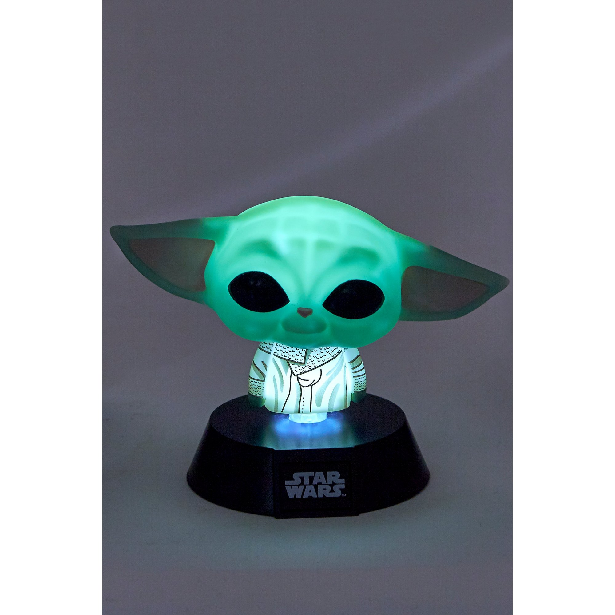 Image of Star Wars The Mandalorian The Child Baby Yoda Icon Light