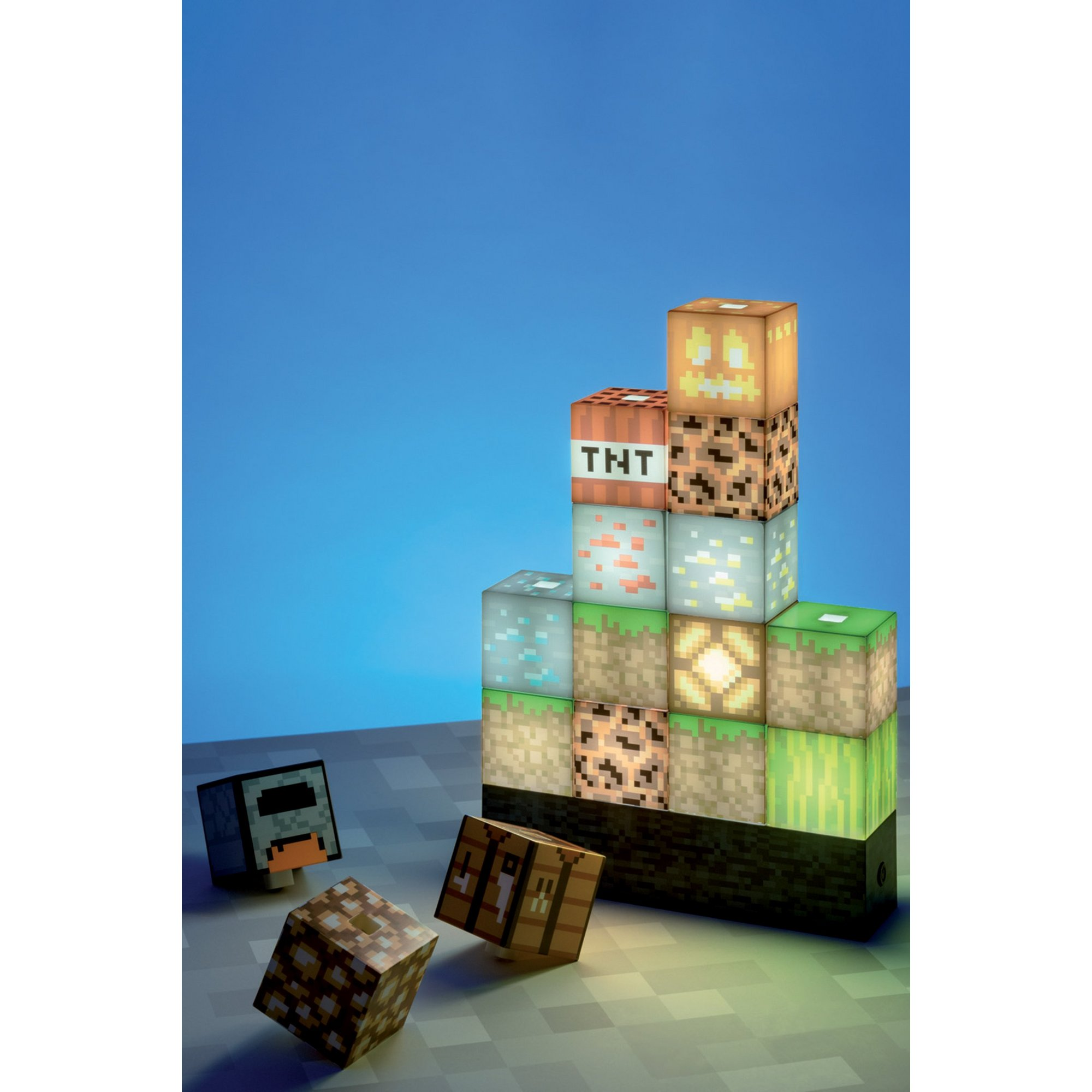 Image of Minecraft Block Building Light