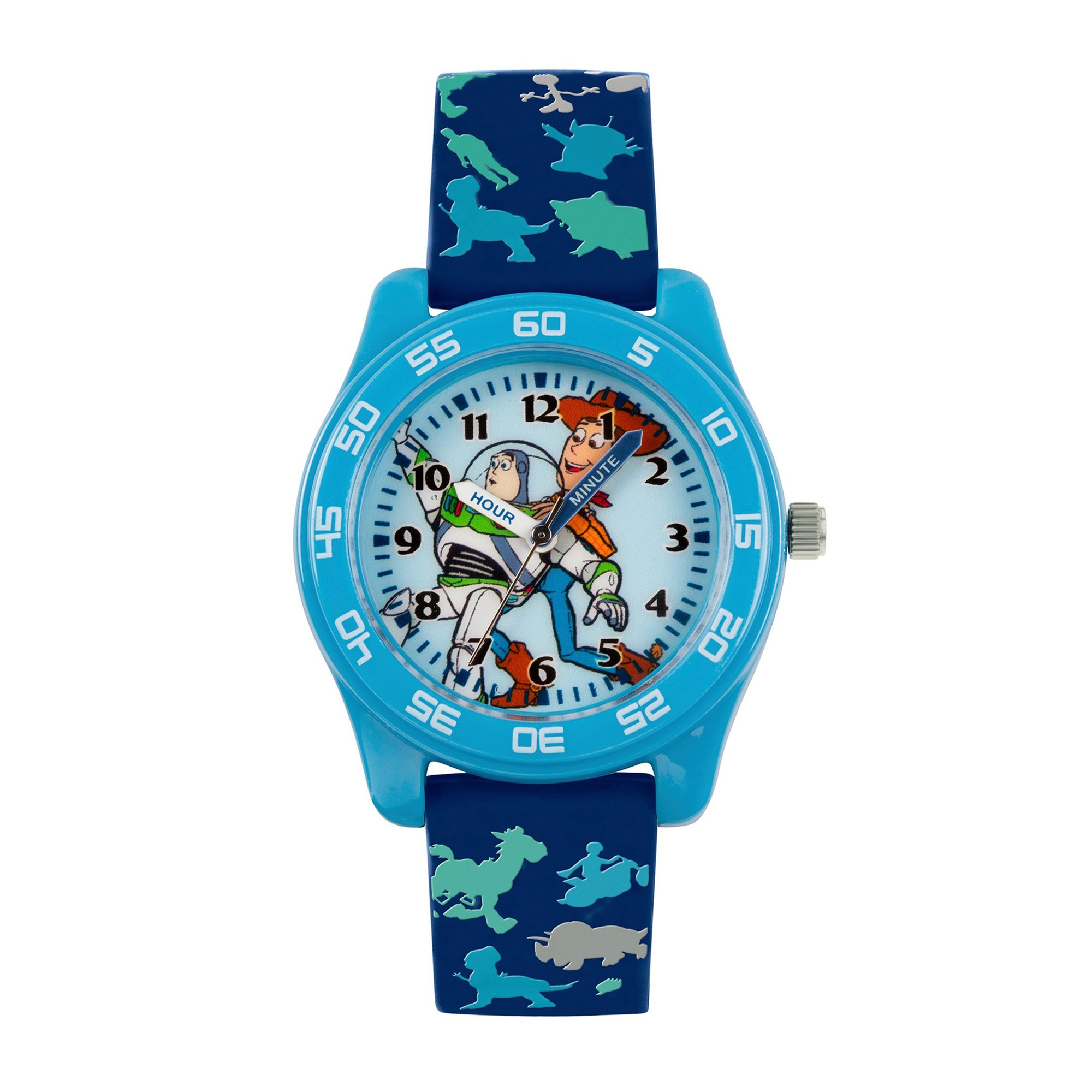 Image of Disney Toy Story 4 Patterned Strap Watch