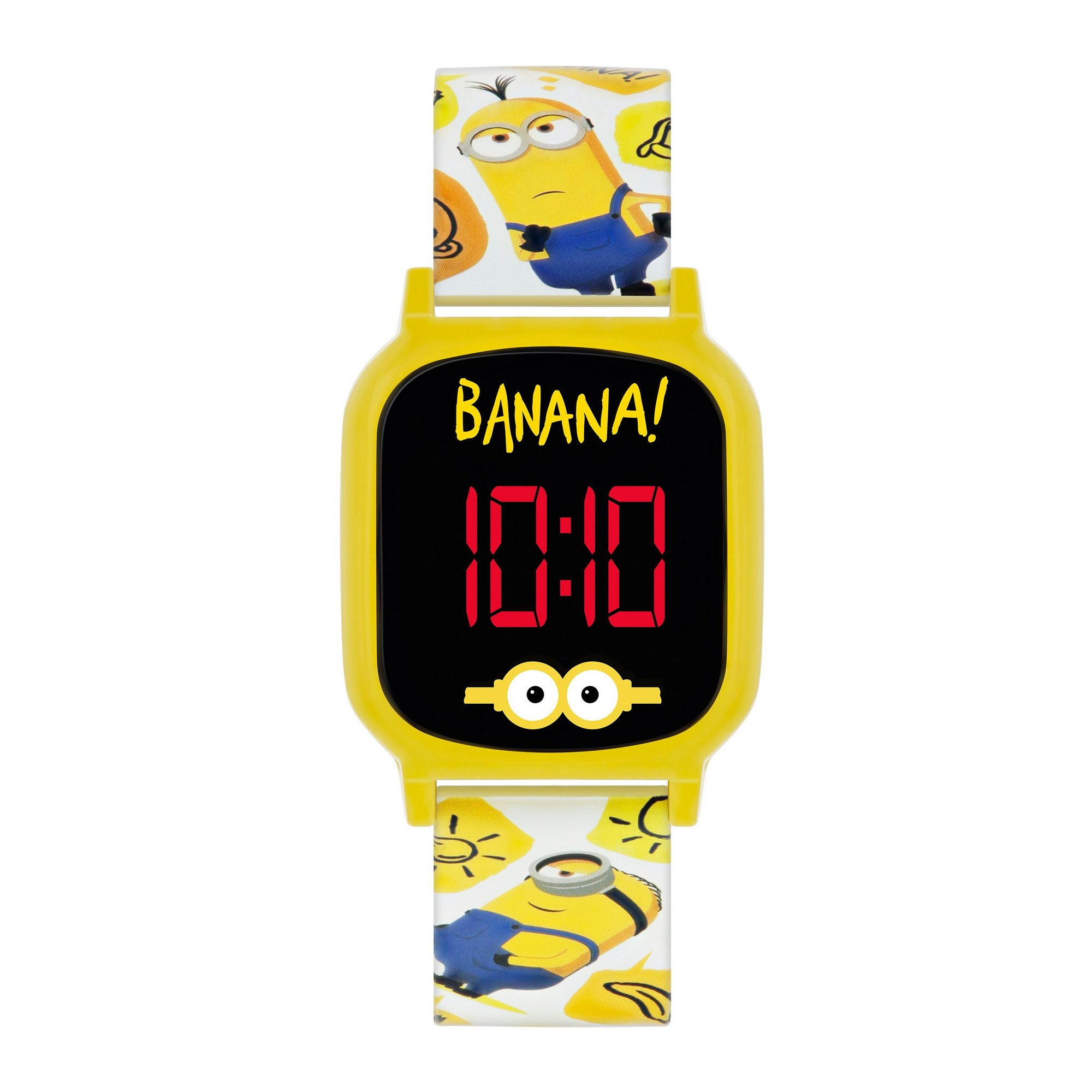 Image of Minions Silicone Strap Watch