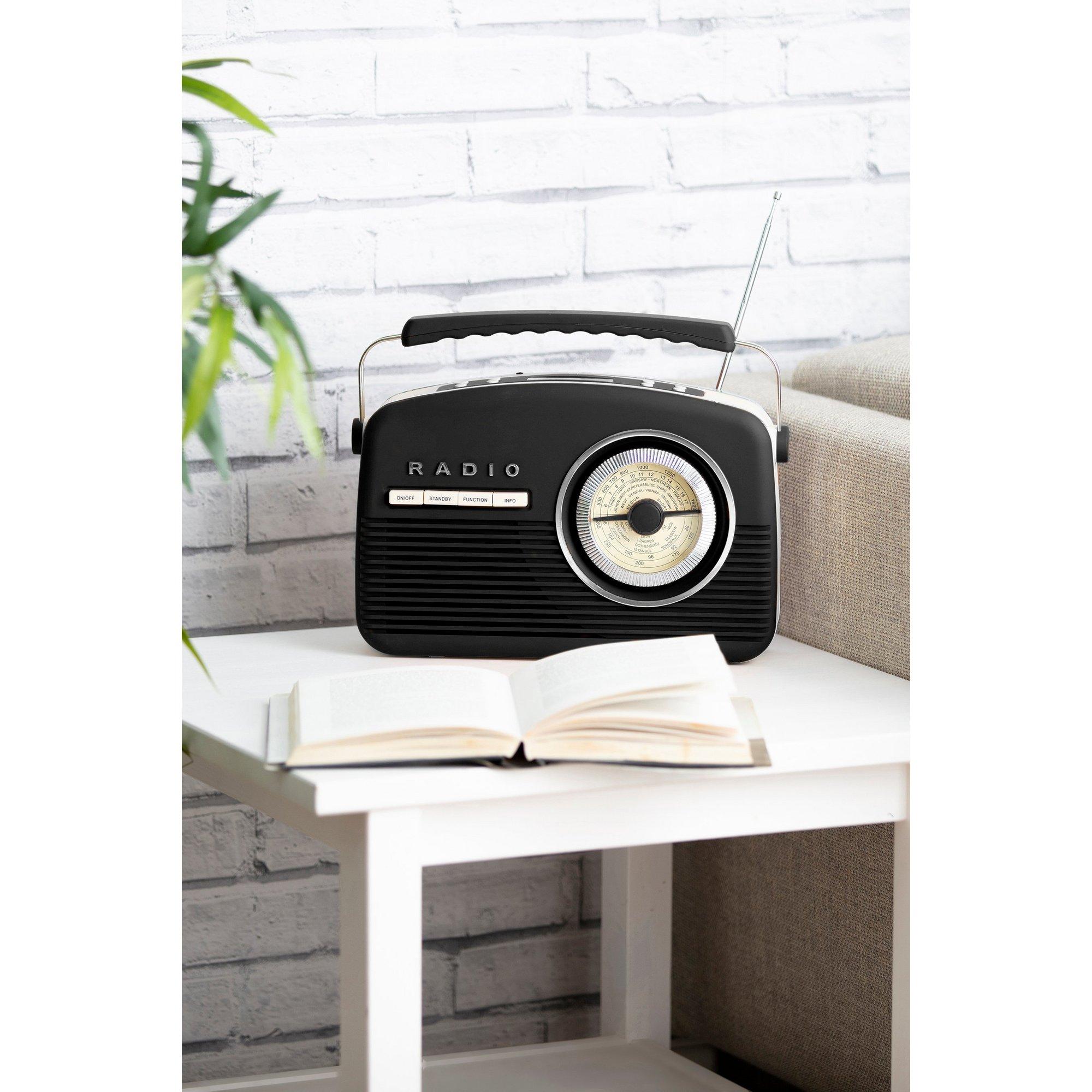 Image of AKAI Vintage DAB Radio