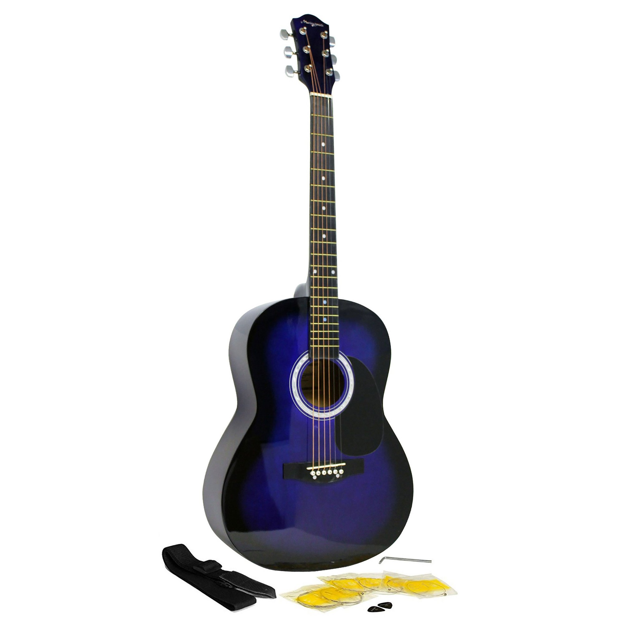 Image of Martin Smith Full Size Guitar