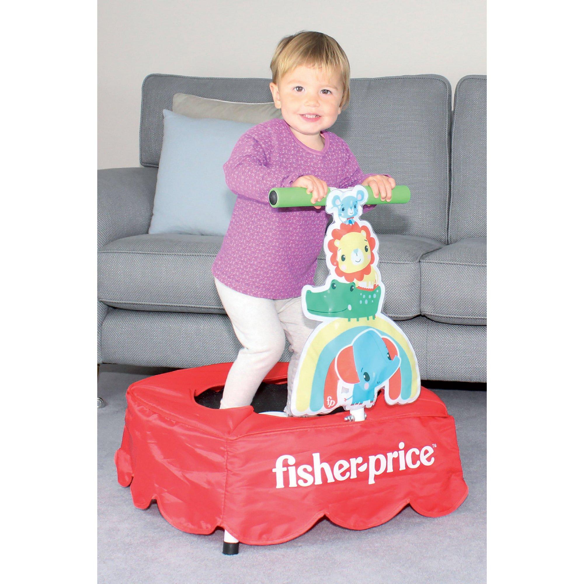 Image of Fisher-Price Toddler Trampoline