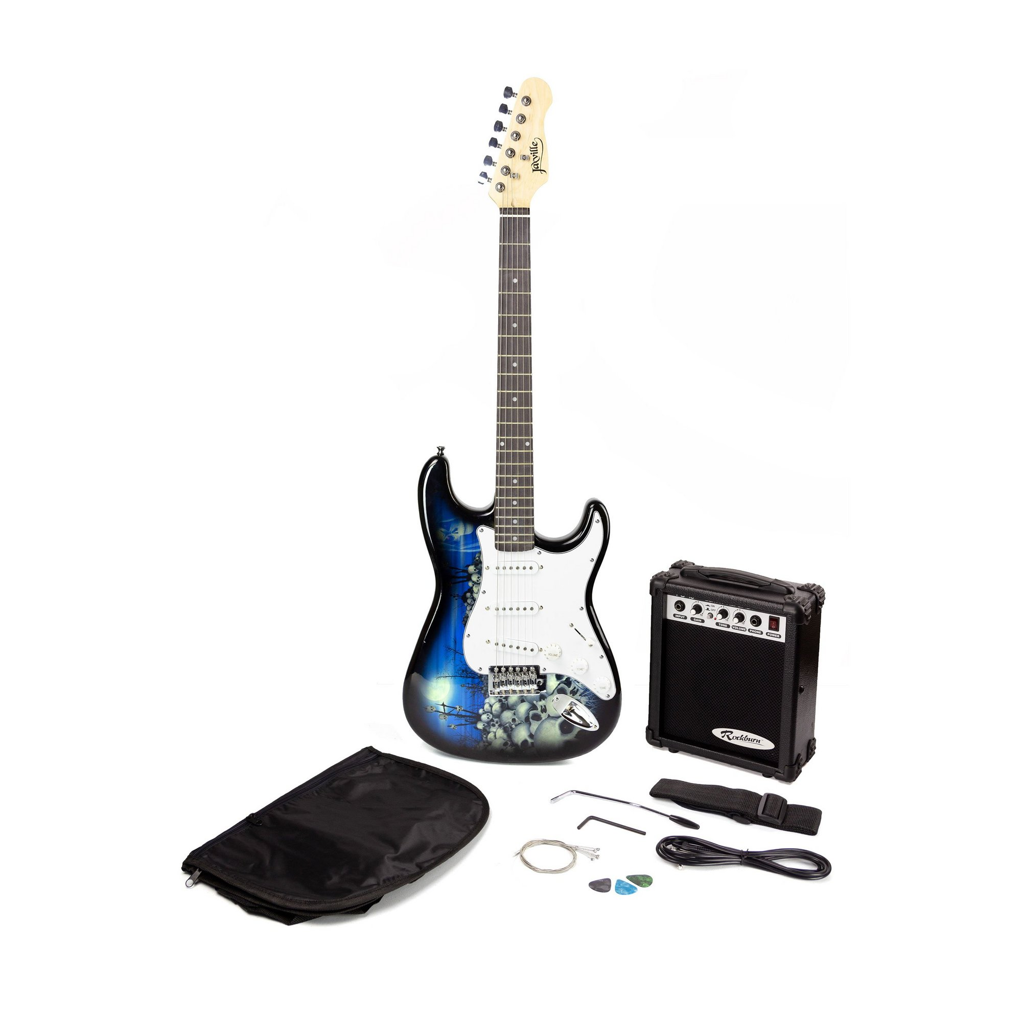 Image of Jaxville Electric Guitar Package - Reaper