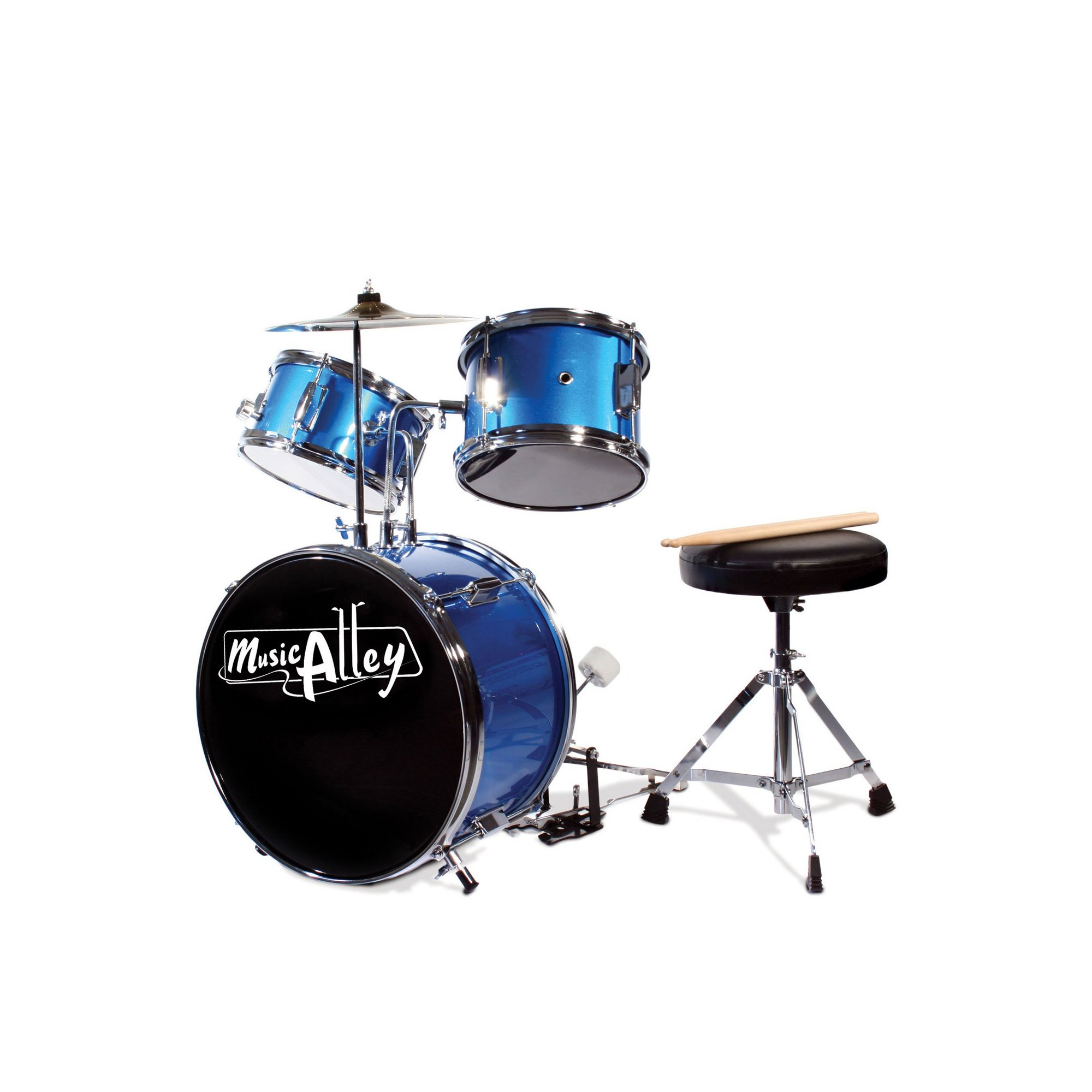 Image of Music Alley Junior Drum Kit