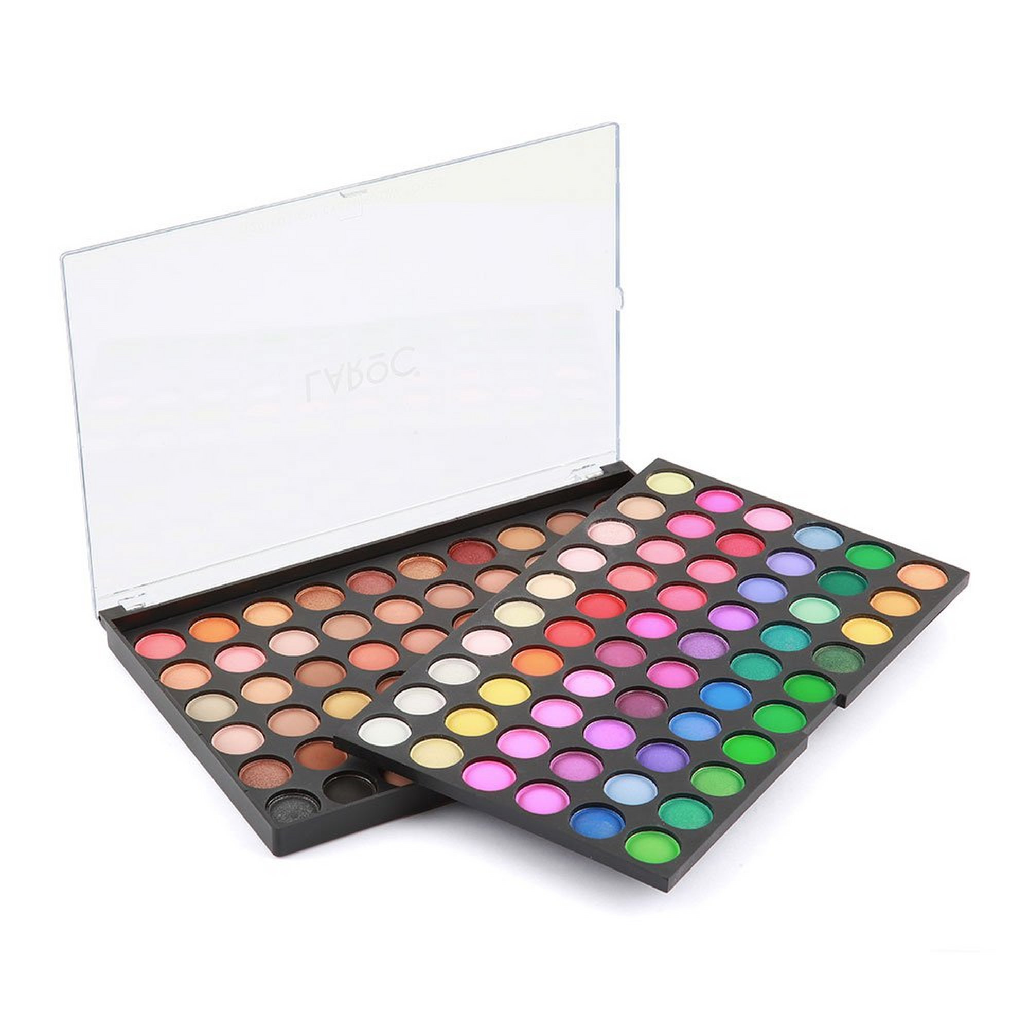 Image of LaRoc 120 Eyeshadow Palette in Fusion