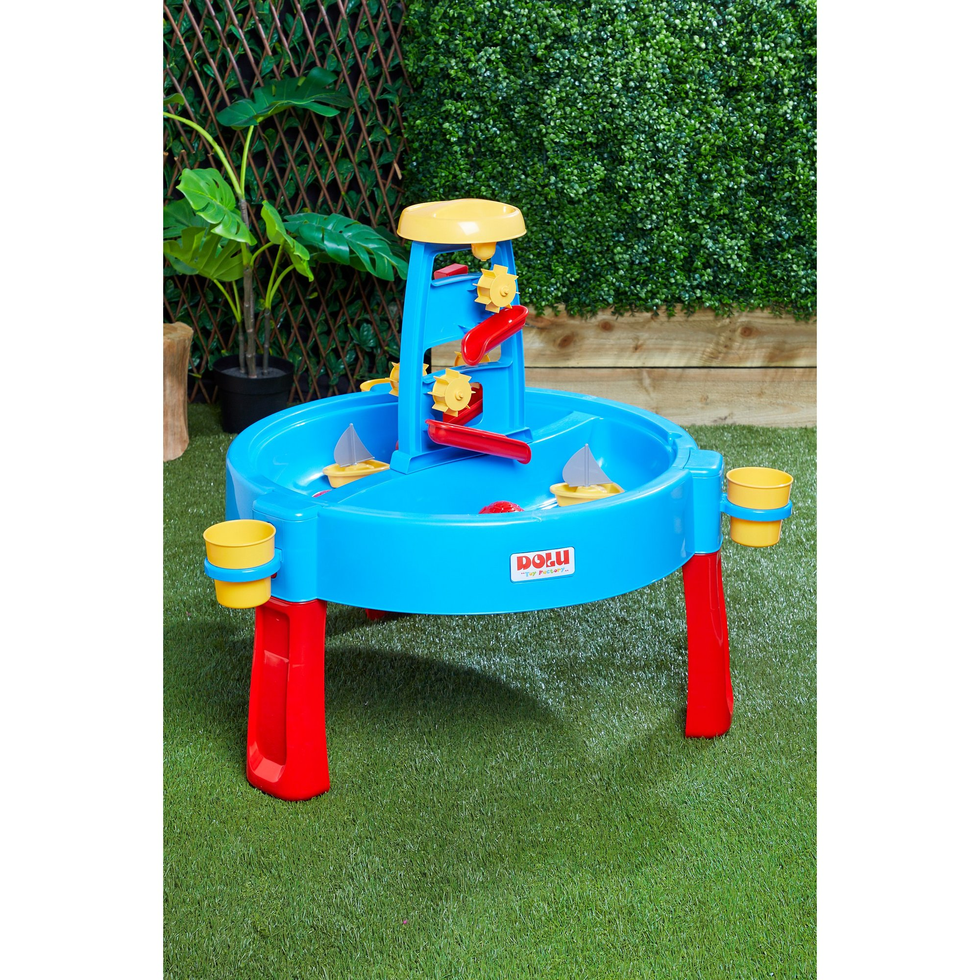 Image of Dolu Water and Sand Multi Coloured Activity Table