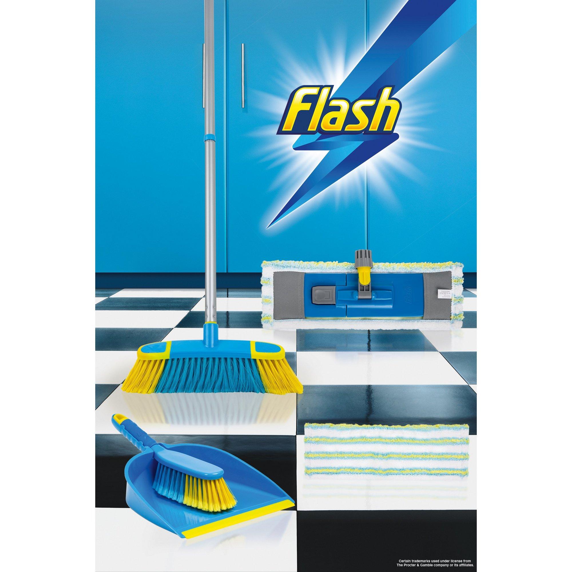 Image of Flash Flat Mop Cleaning Kit