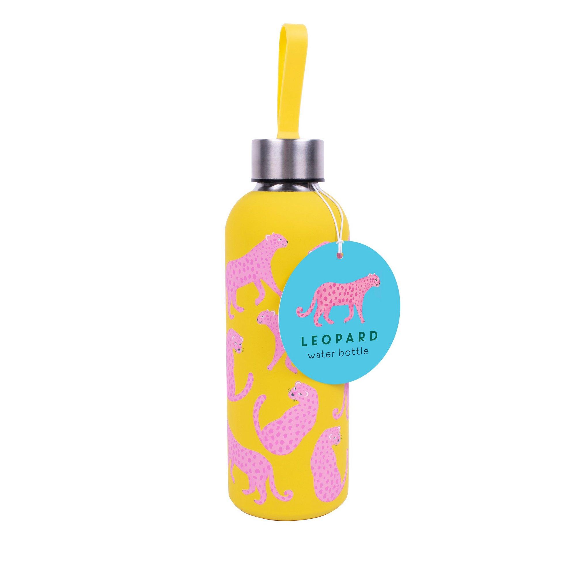 Image of Leopard Water Bottle