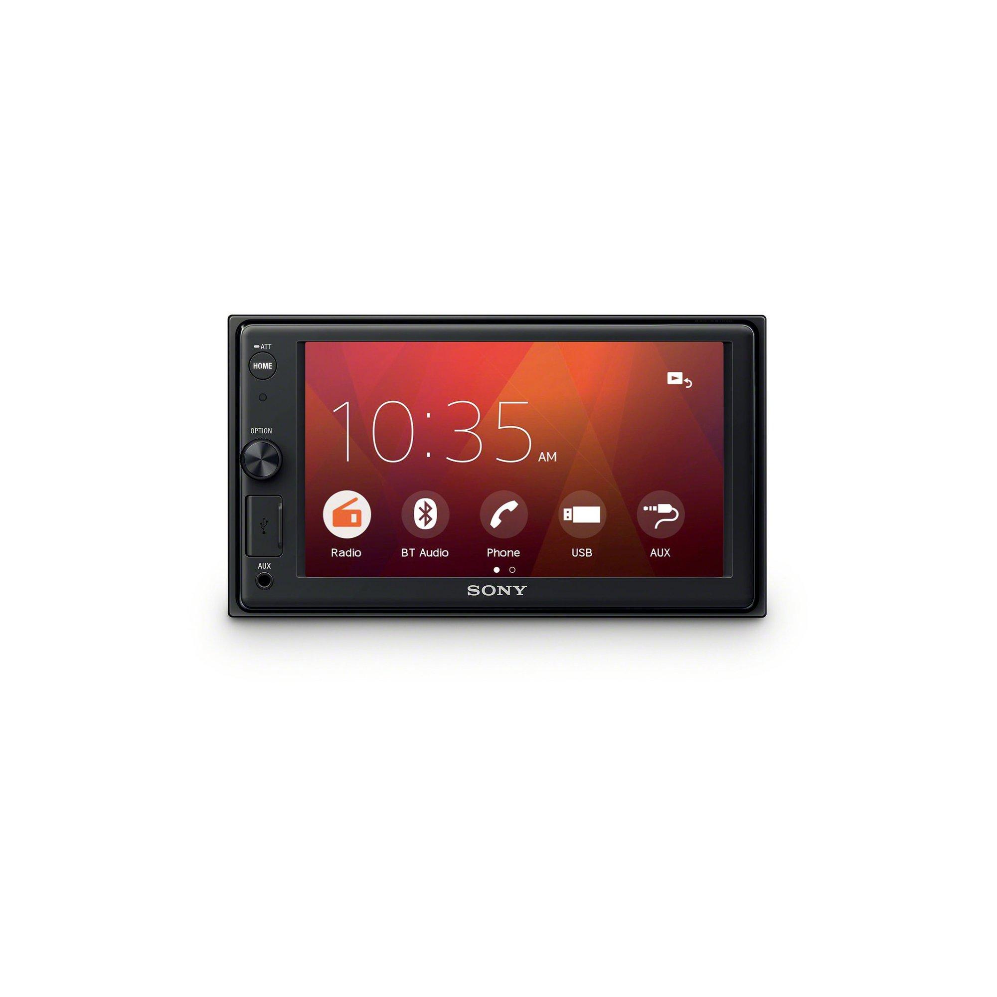 Image of Sony XAV-1550D Smart Bluetooth with DAB Car Radio