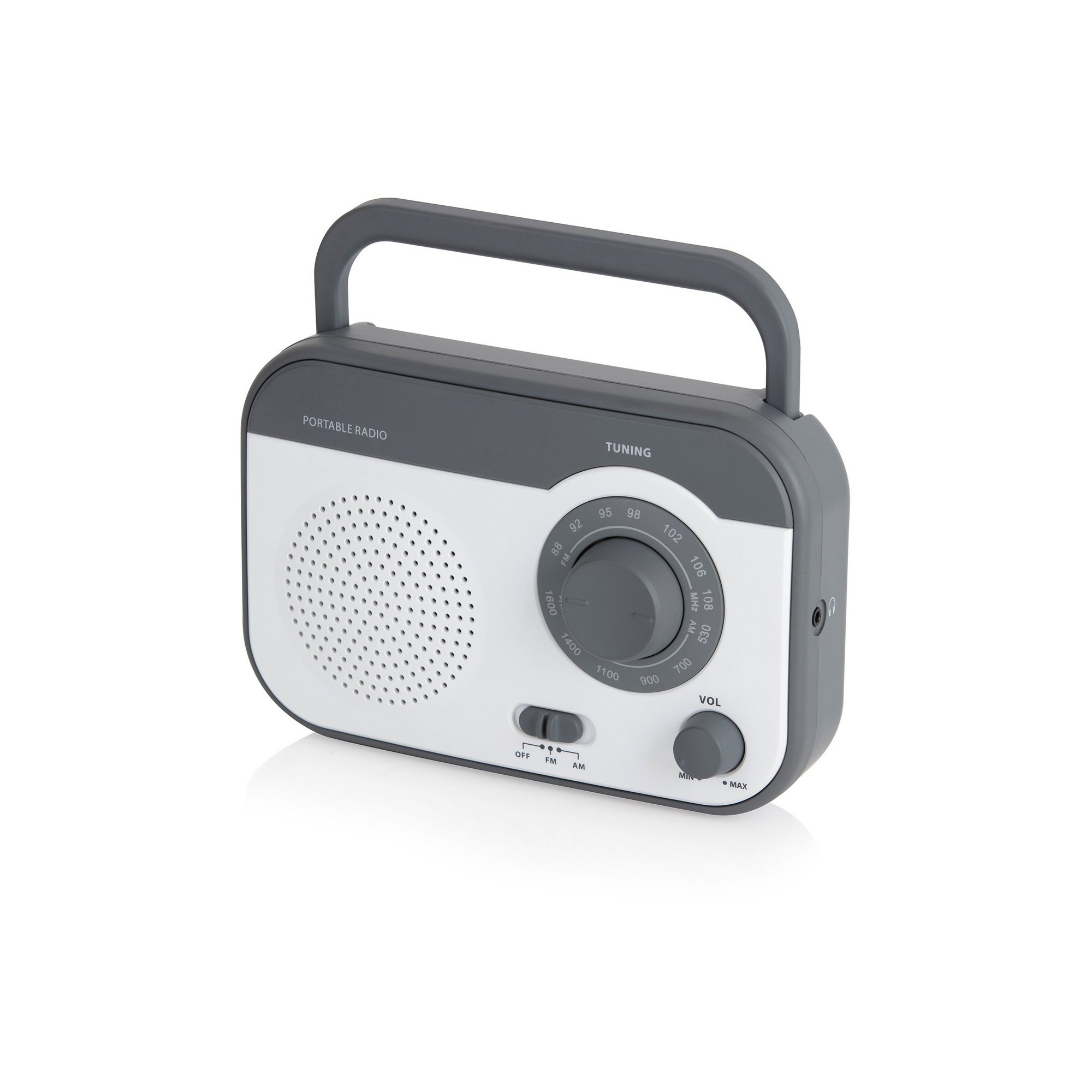 Image of Akai AM/FM Portable Radio