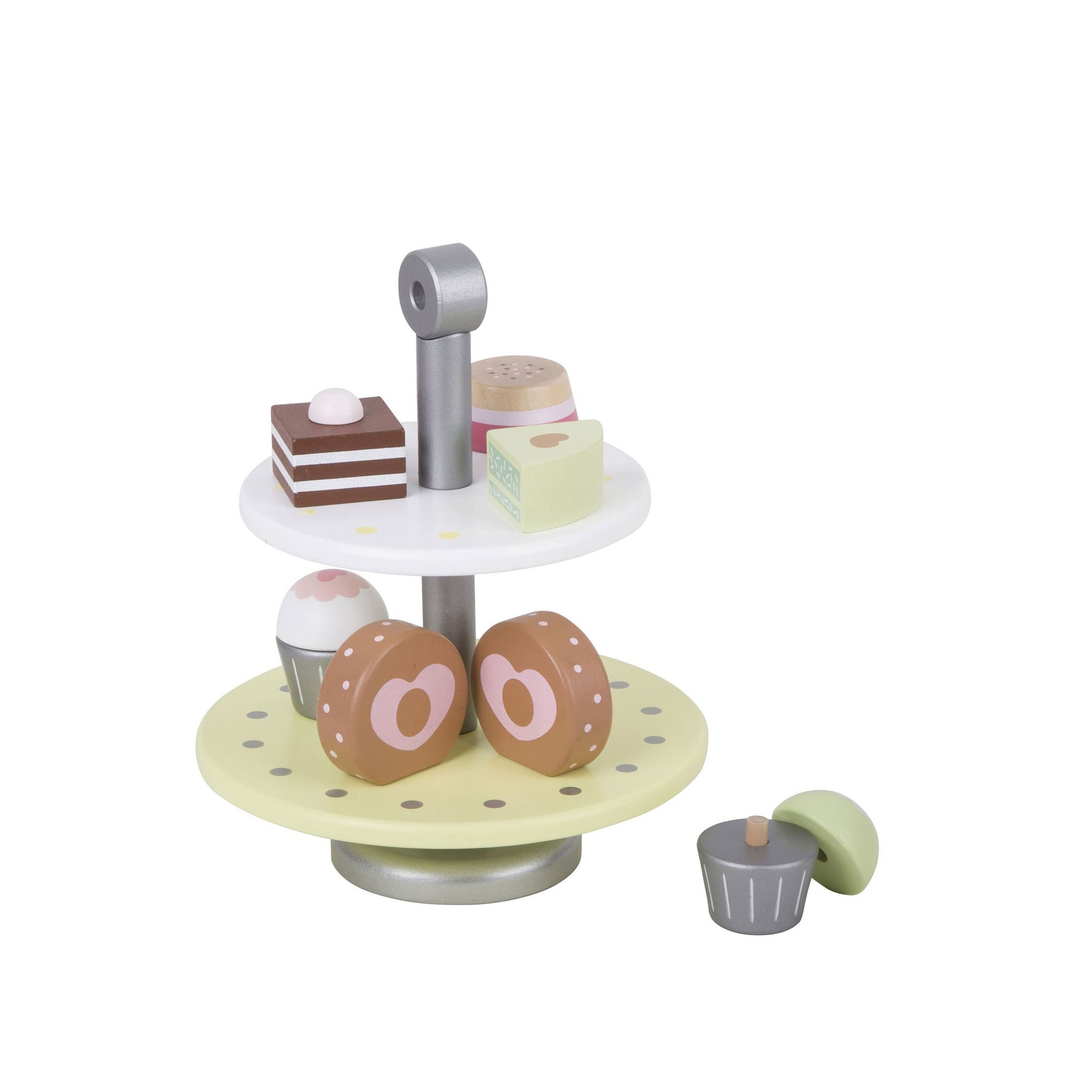 Image of Classic World Cupcake Stand