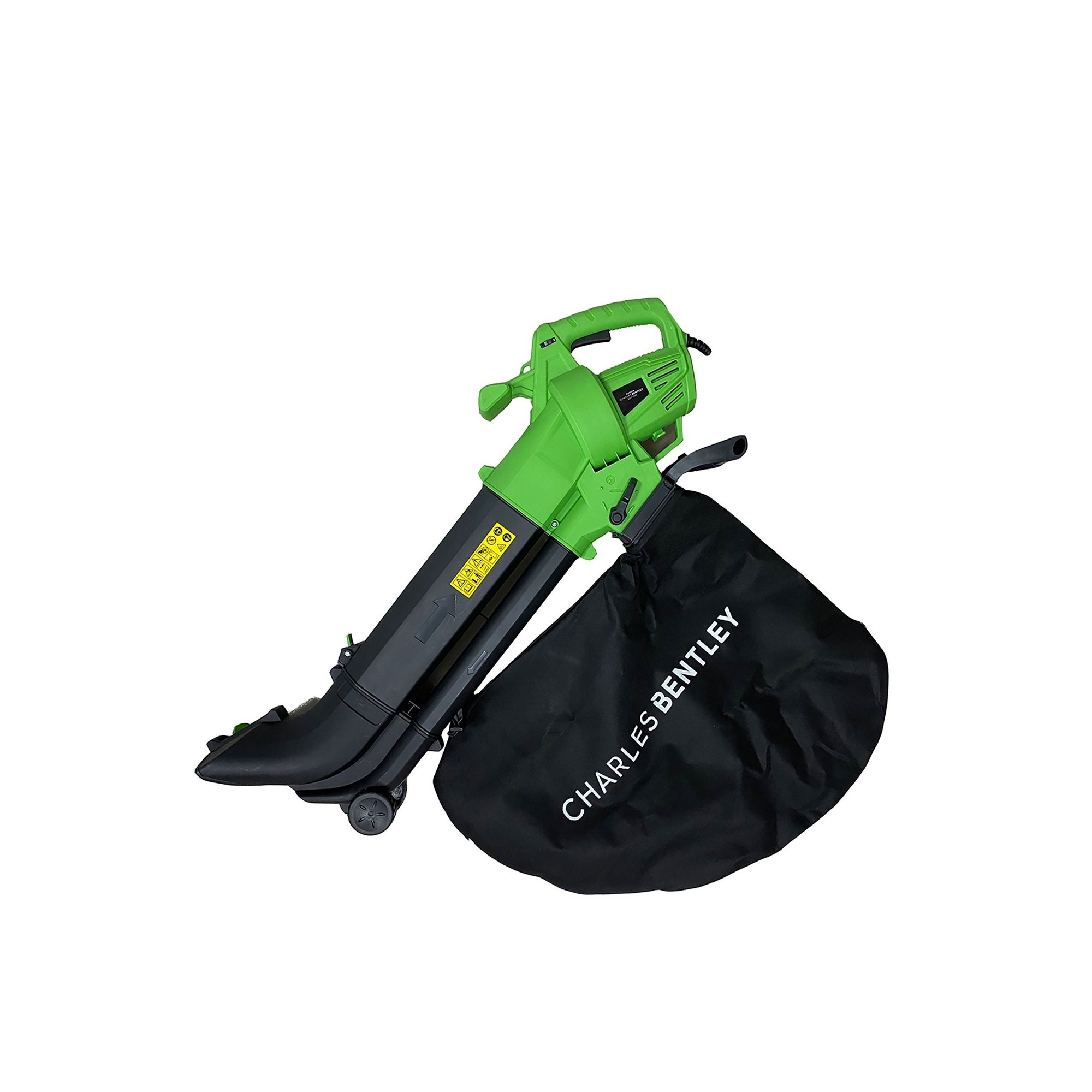 Image of Telescopic Electric Leaf Blower