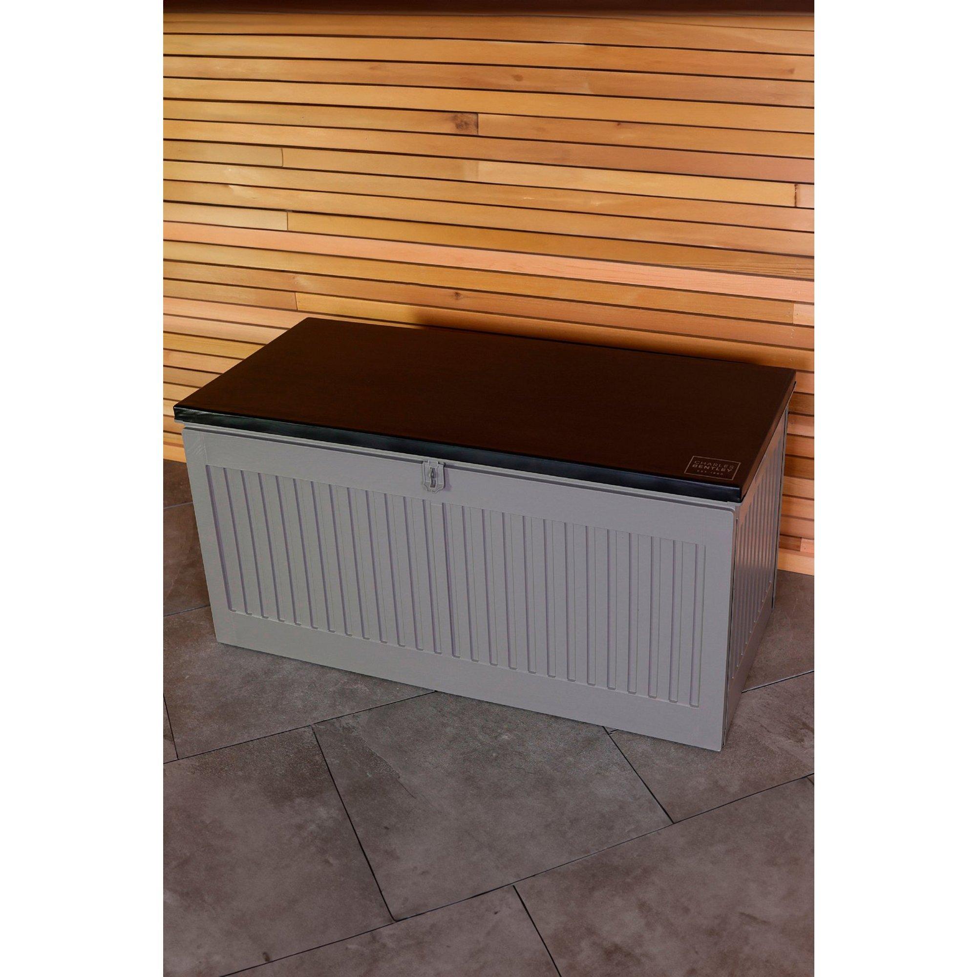 Image of 270L Plastic Outdoor Storage Box