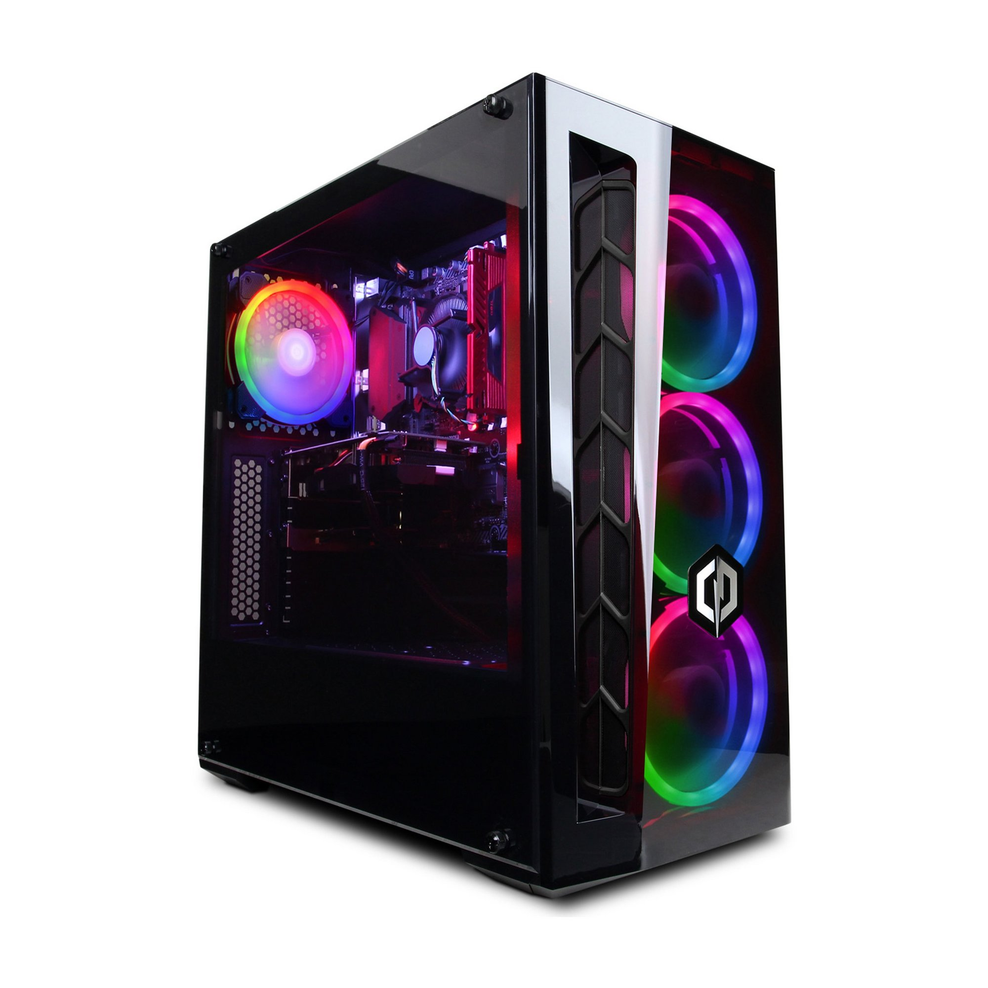 Image of Cyberpower AMD Ryzen 3 3200G Gaming PC