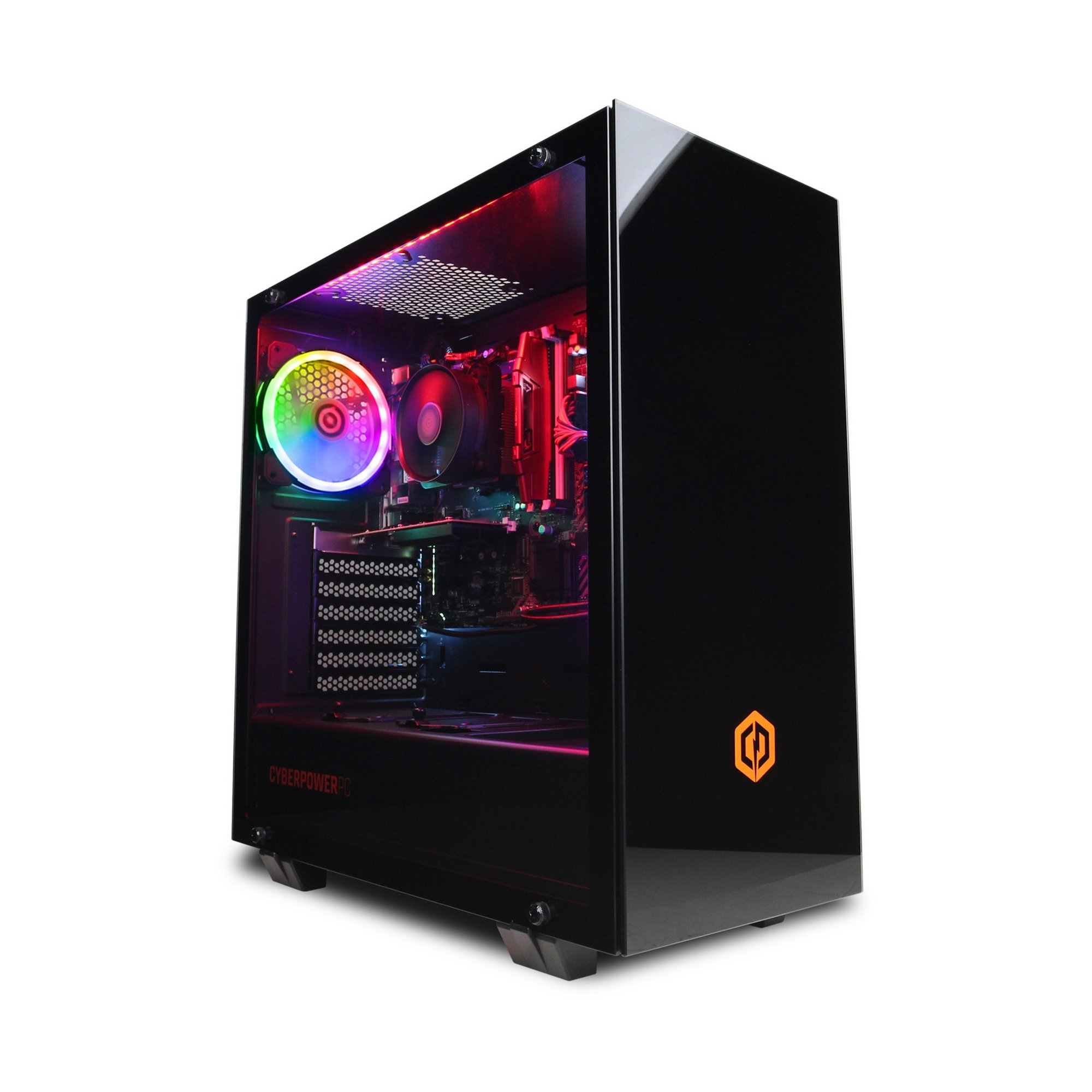 Image of Cyberpower AMD Ryzen 5 3400G Gaming PC